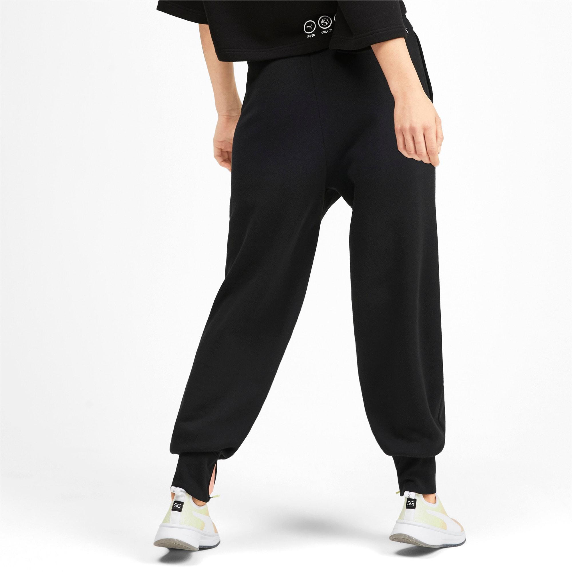 Thumbnail 2 of PUMA x SELENA GOMEZ Women's Sweatpants, Puma Black, medium-IND