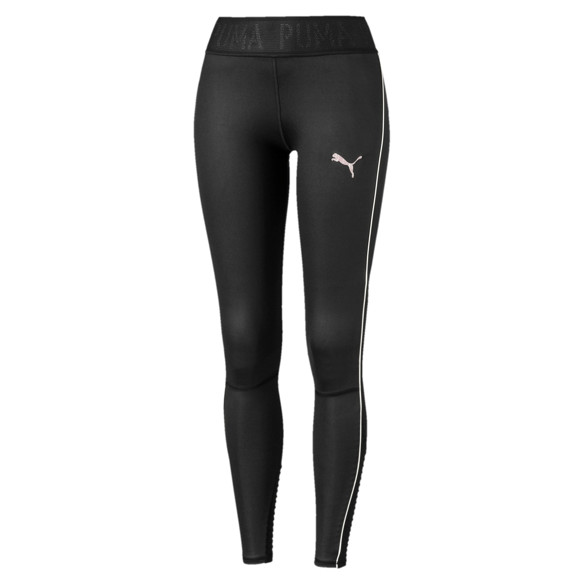 Thumbnail 4 of SHIFT Women's Training Leggings, Puma Black, medium