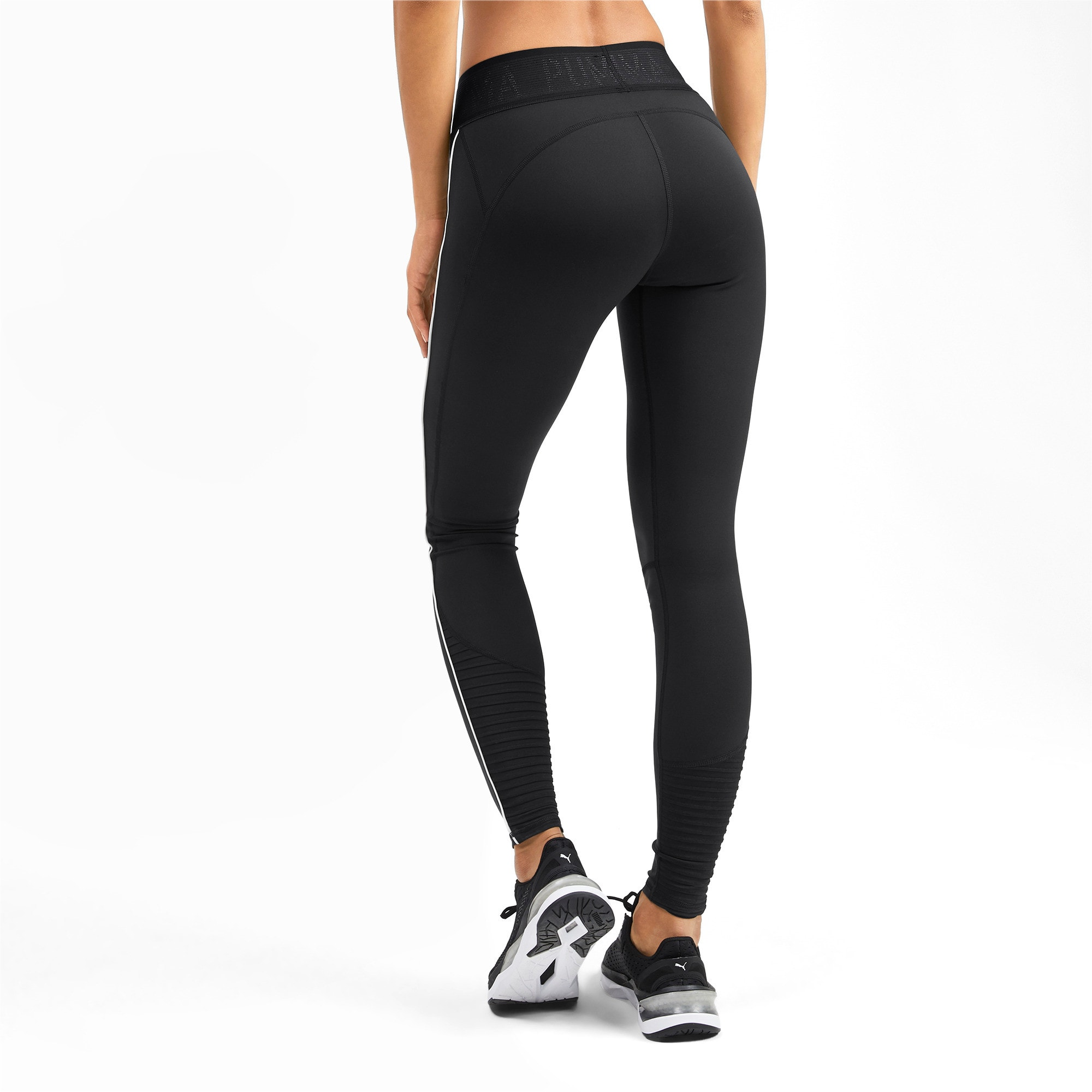 Thumbnail 2 of SHIFT Women's Training Leggings, Puma Black, medium