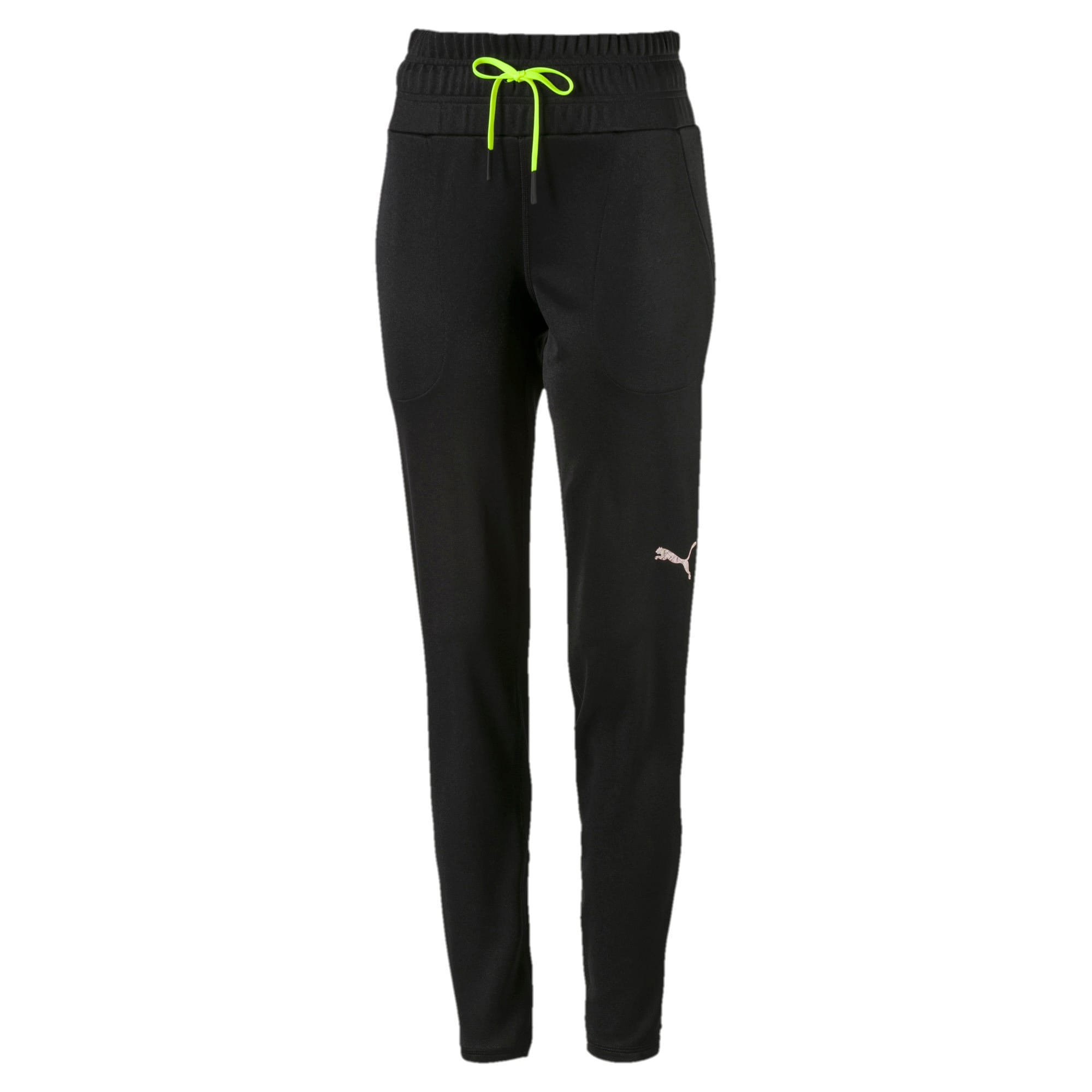Thumbnail 4 of SHIFT Damen Training Gestrickte Sweatpants, Puma Black, medium
