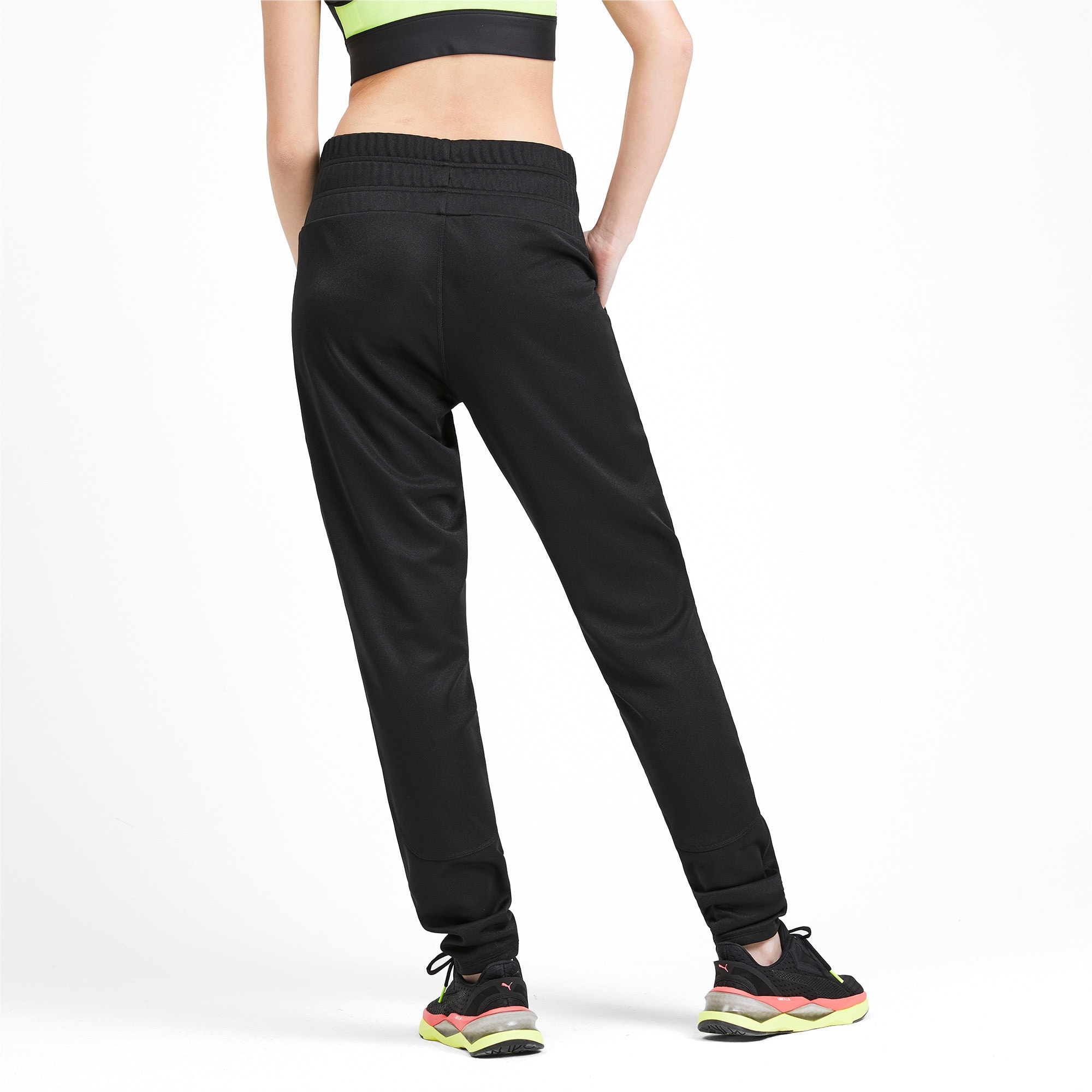 Thumbnail 2 of SHIFT Damen Training Gestrickte Sweatpants, Puma Black, medium