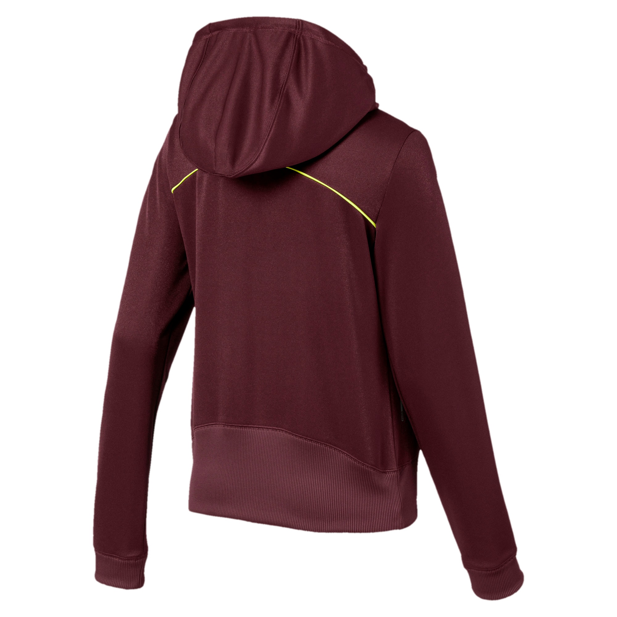 Thumbnail 5 of SHIFT Women's Training Hoodie, Vineyard Wine, medium