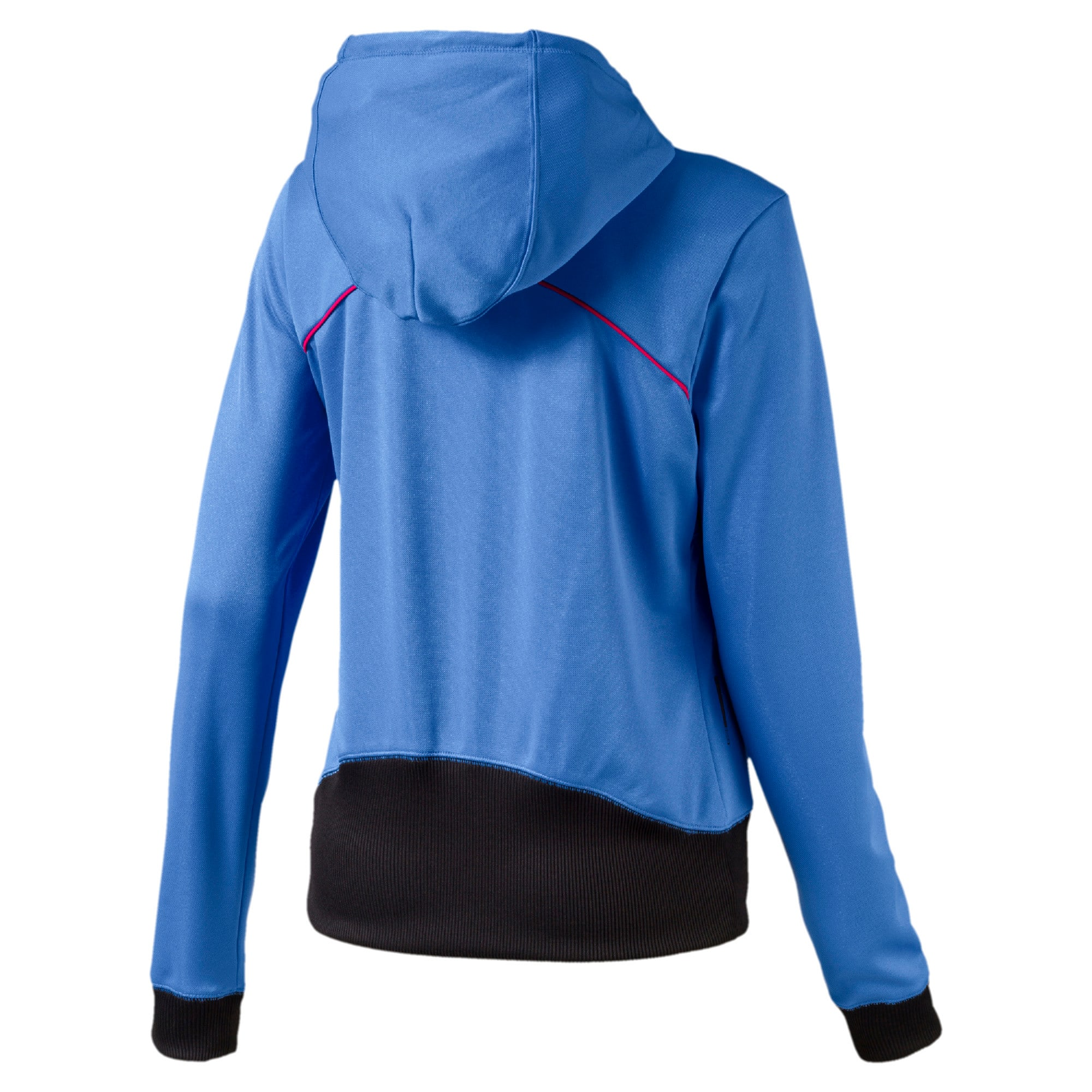 Thumbnail 5 of SHIFT Damen Training Hoodie, Blue Glimmer, medium