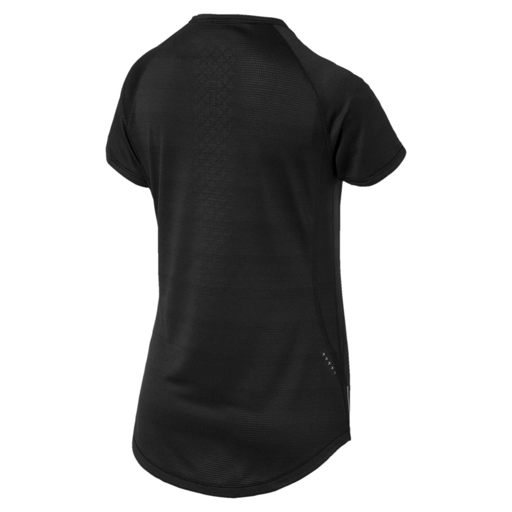 Thumbnail 5 of Get Fast Thermo-R+ Women's Tee, Puma Black, medium-IND