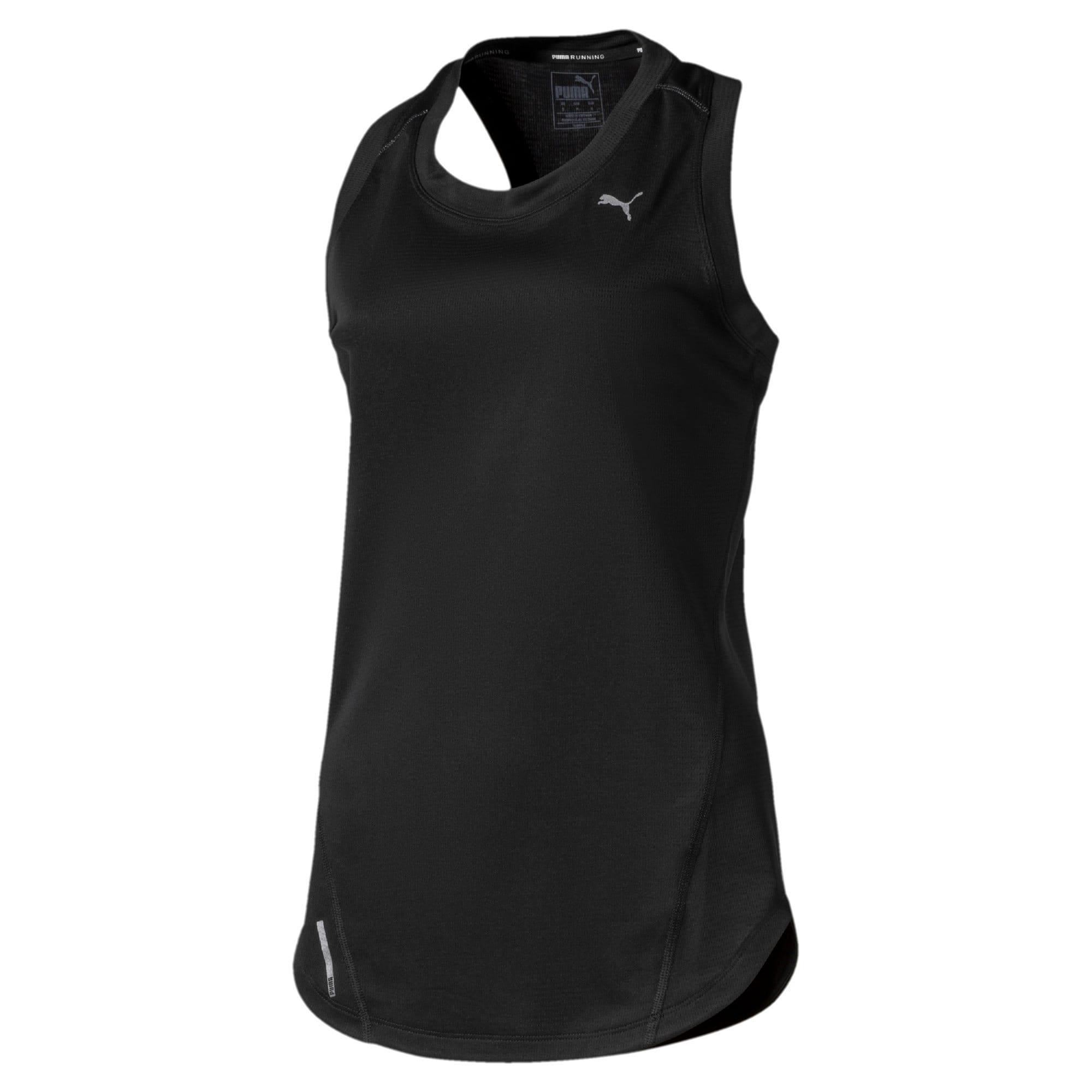 Thumbnail 4 of IGNITE Women's Running Tank Top, Puma Black, medium