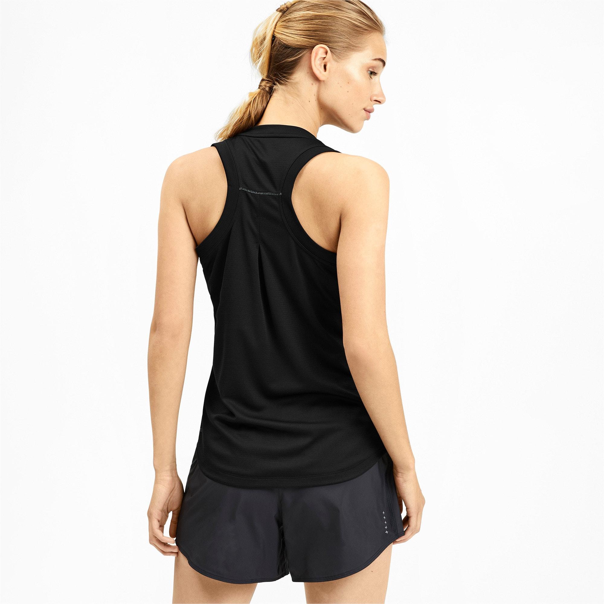 Thumbnail 2 of IGNITE Women's Running Tank Top, Puma Black, medium