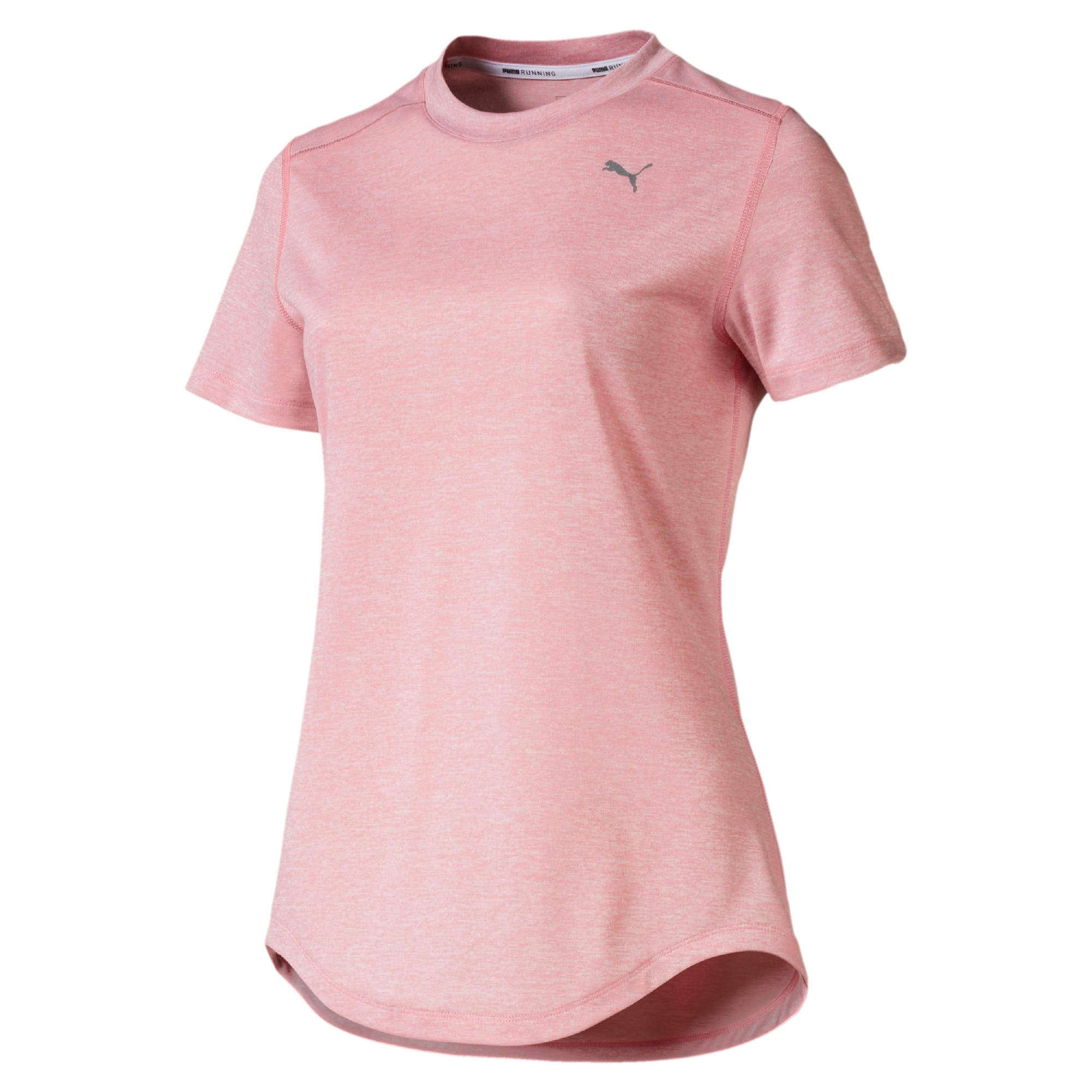 IGNITE Heather Women's Tee, Bridal Rose Heather, large-IND