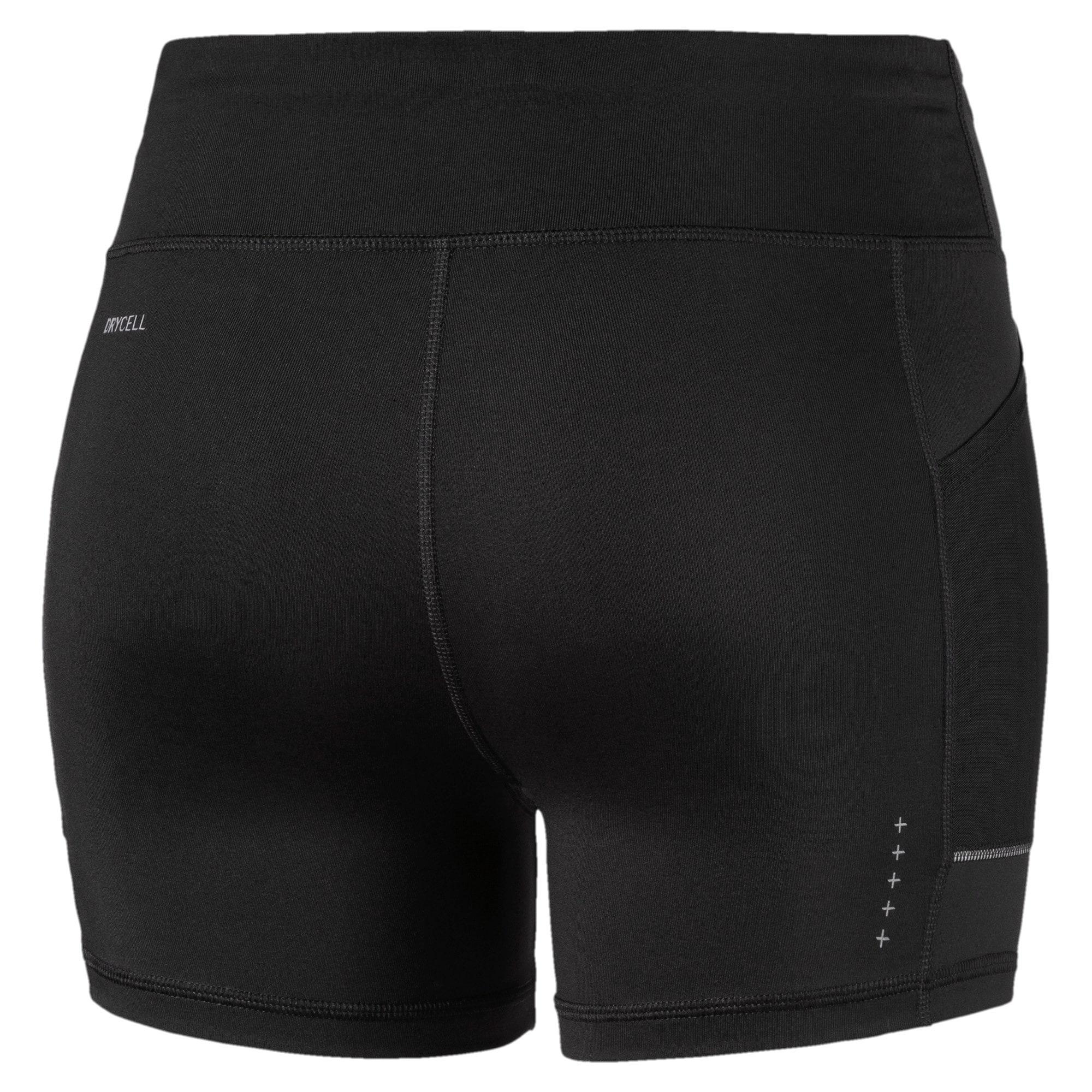 Thumbnail 5 of IGNITE Tight Women's Running Shorts, Puma Black, medium