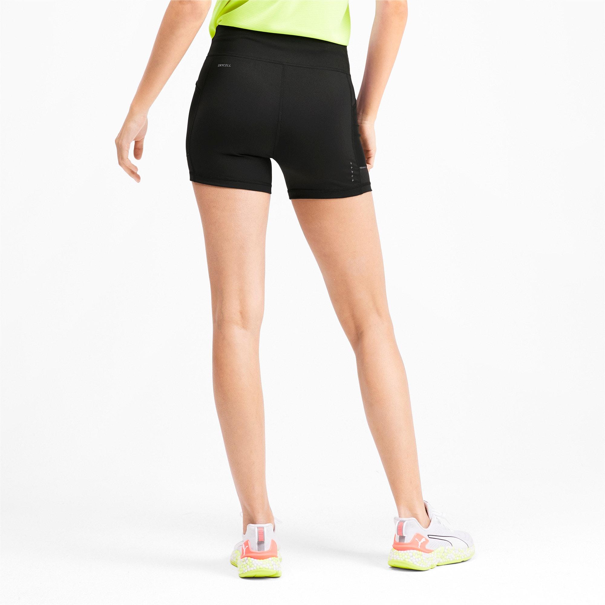 Thumbnail 2 of IGNITE Tight Women's Running Shorts, Puma Black, medium