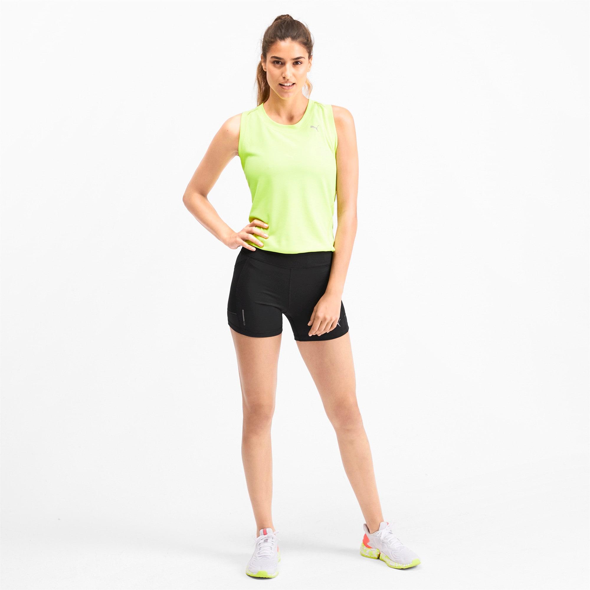 Thumbnail 3 of IGNITE Tight Women's Running Shorts, Puma Black, medium