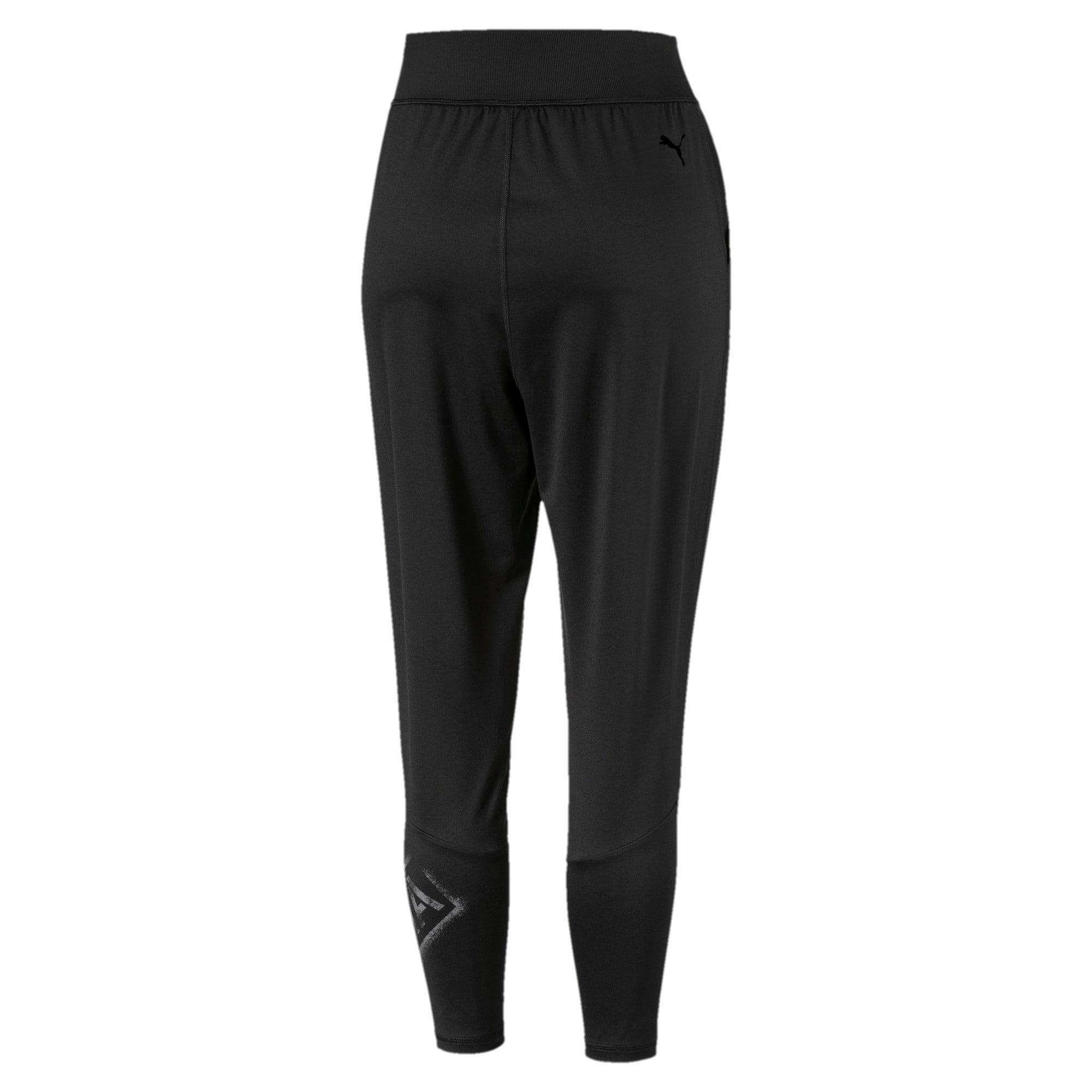 Thumbnail 5 of Studio 7/8 Knitted Women's Sweatpants, Puma Black, medium-IND