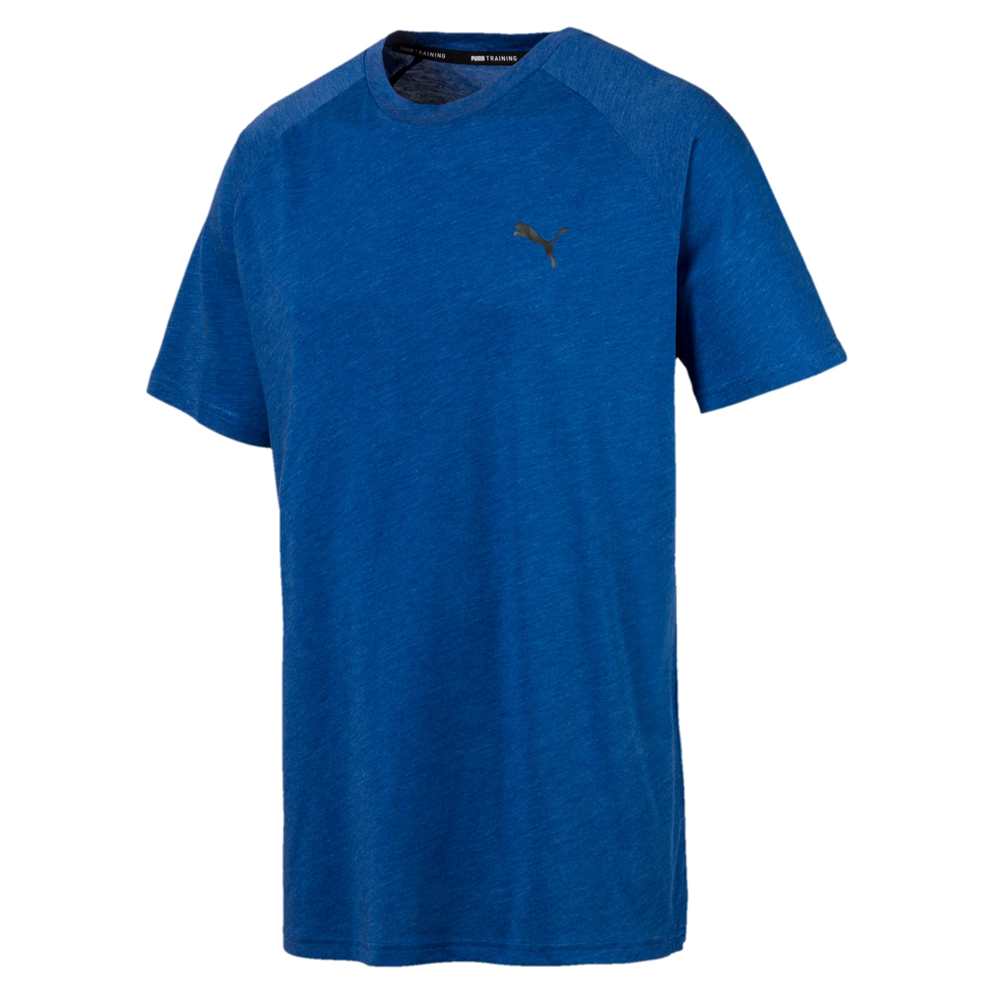 Thumbnail 4 of T-Shirt Reactive pour homme, Galaxy Blue Heather, medium