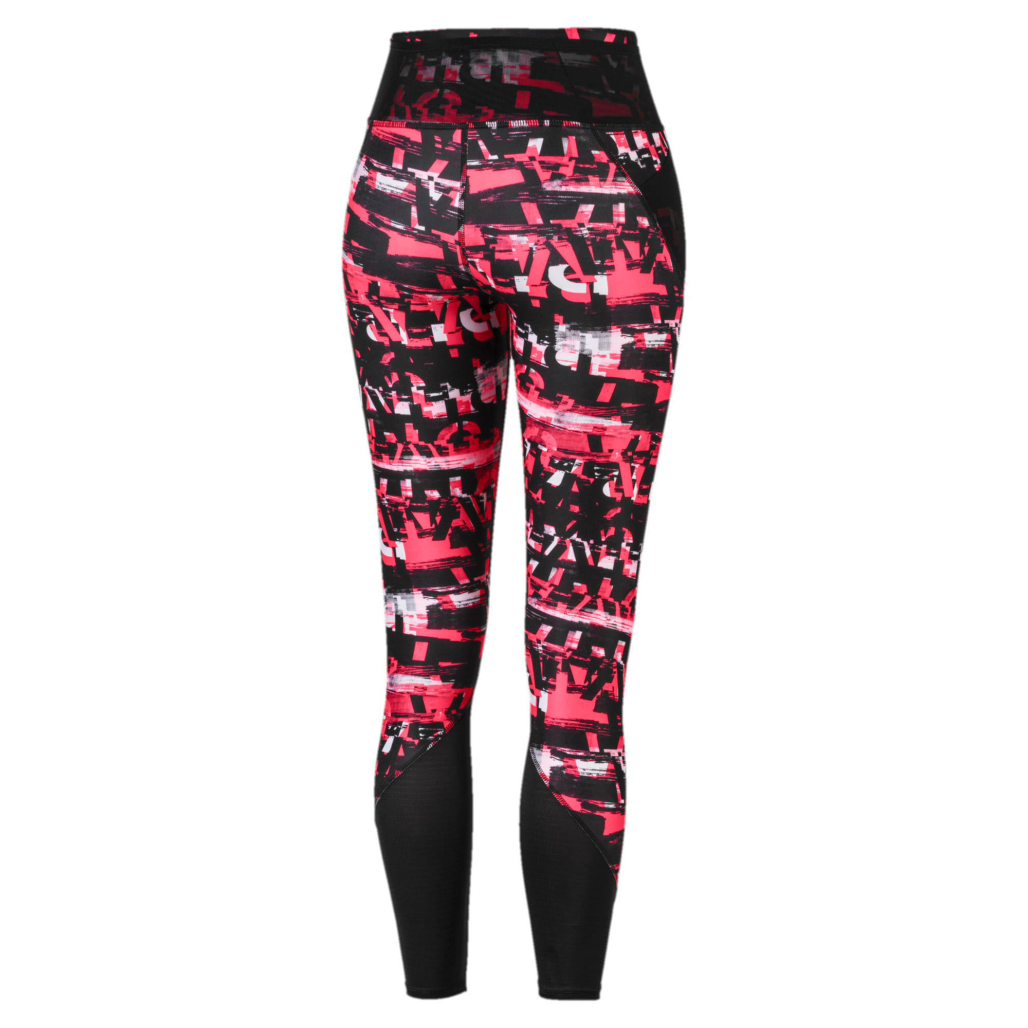 Thumbnail 5 of Be Bold 7/8 Women's Training Leggings, Pink Alert, medium