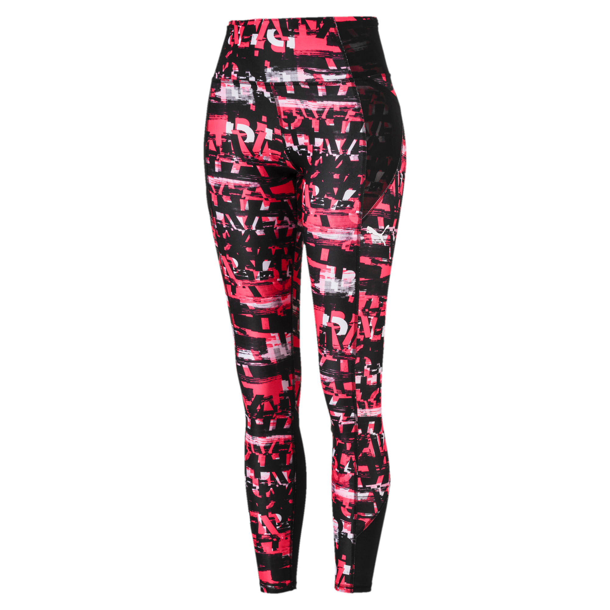 Thumbnail 4 of Be Bold 7/8 Women's Training Leggings, Pink Alert, medium