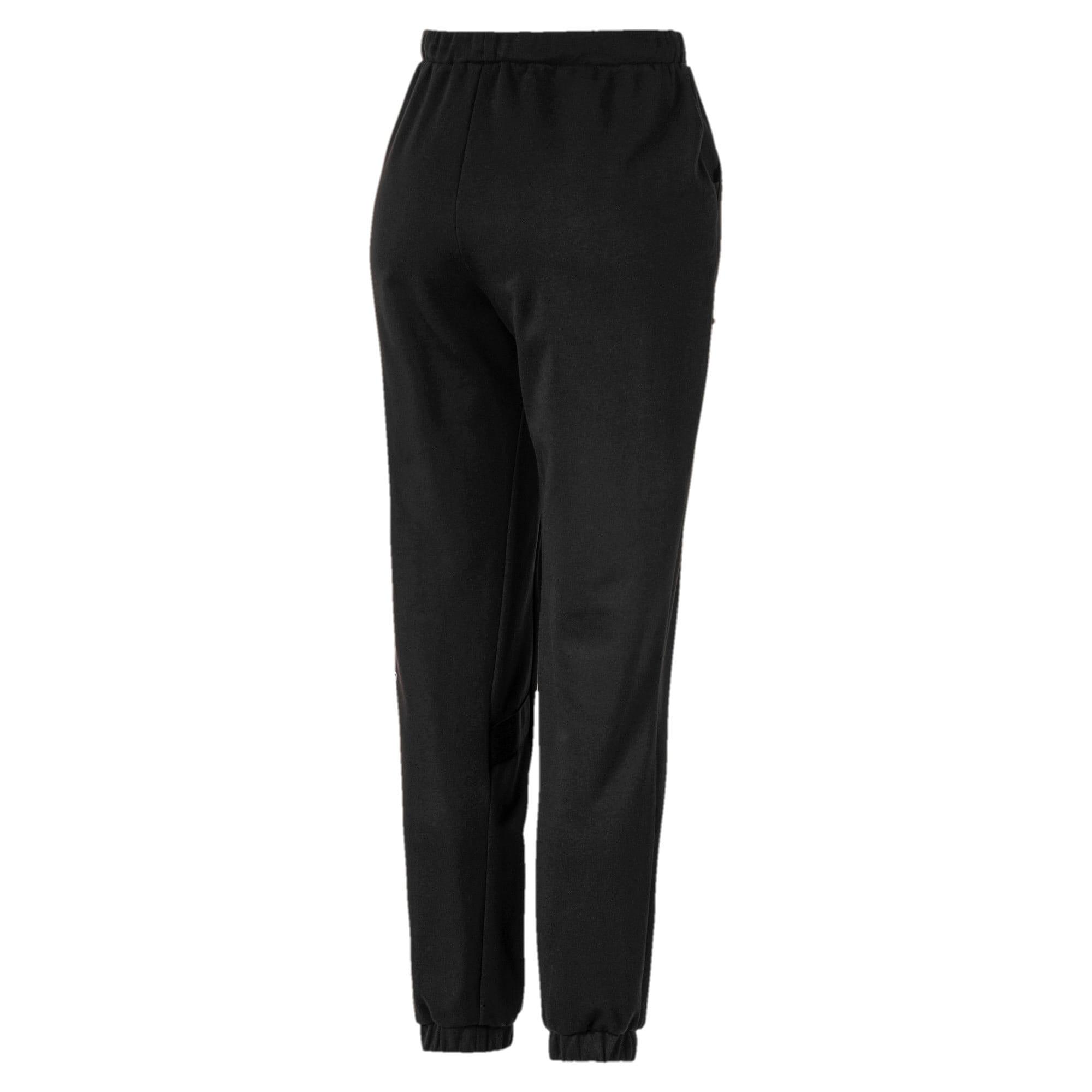 Thumbnail 5 of HIT Feel It Knitted Women's Training Sweatpants, Puma Black, medium-IND