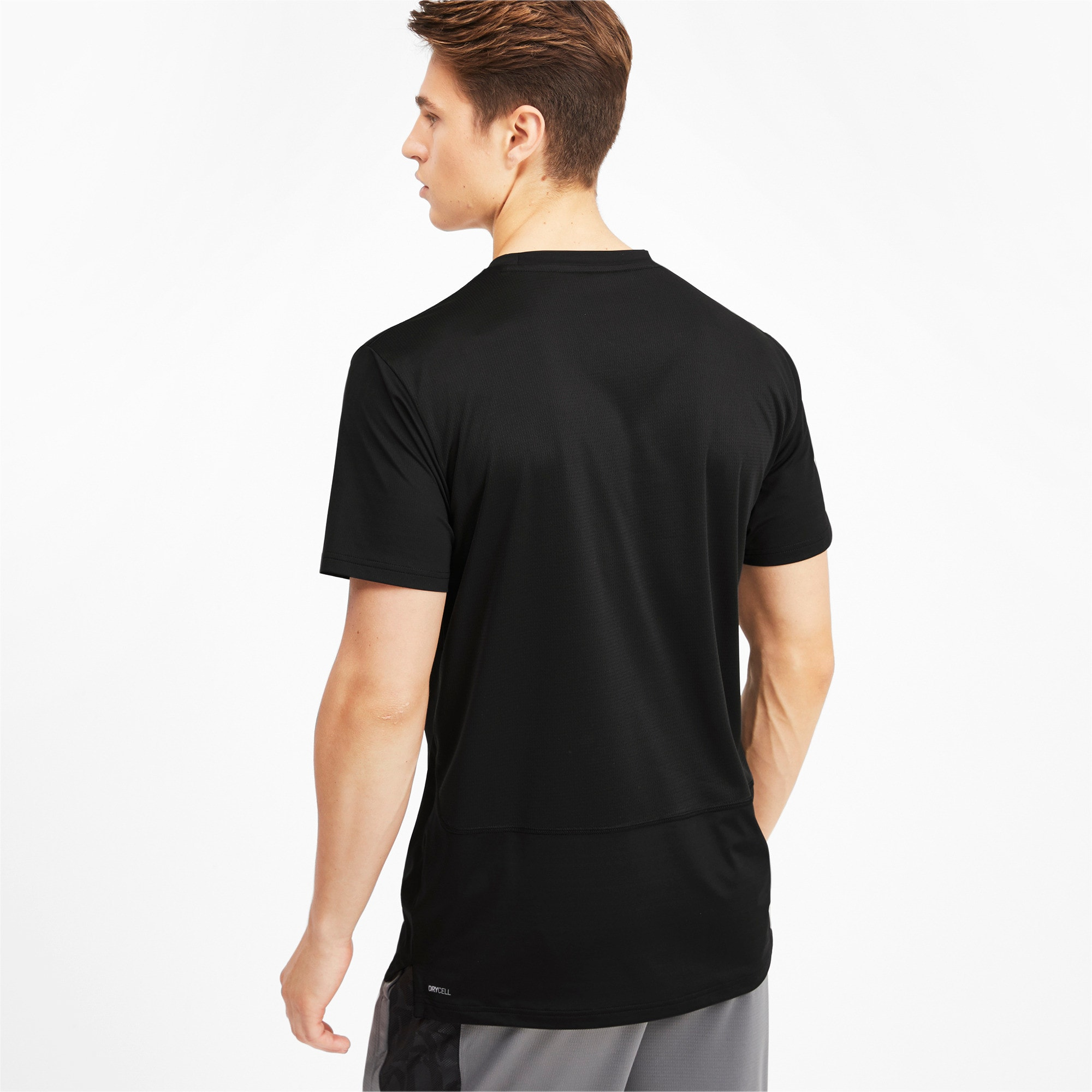 Thumbnail 2 of T-Shirt Reactive Tech pour homme, Puma Black, medium