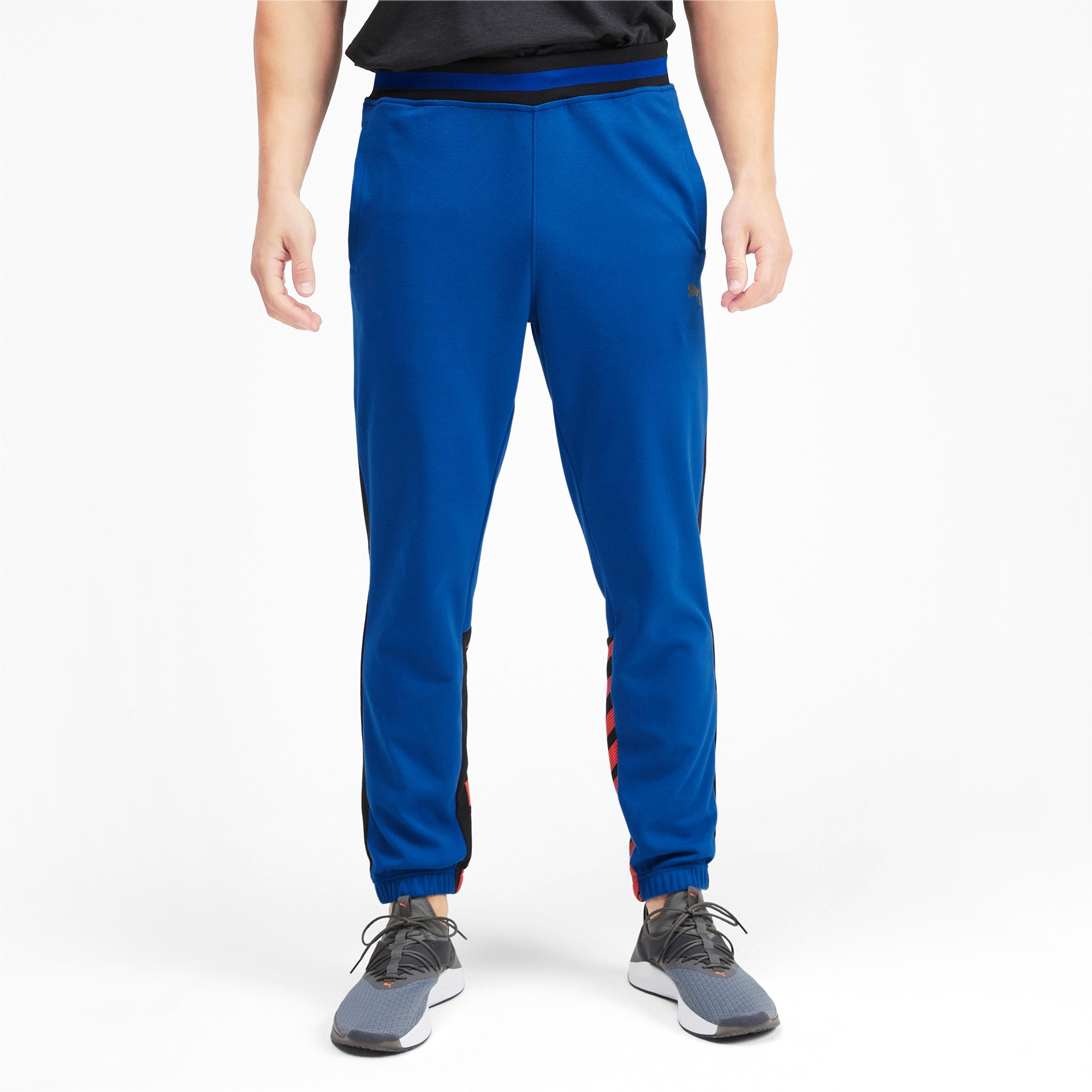 Thumbnail 2 of Collective Men's Sweatpants, Galaxy Blue, medium