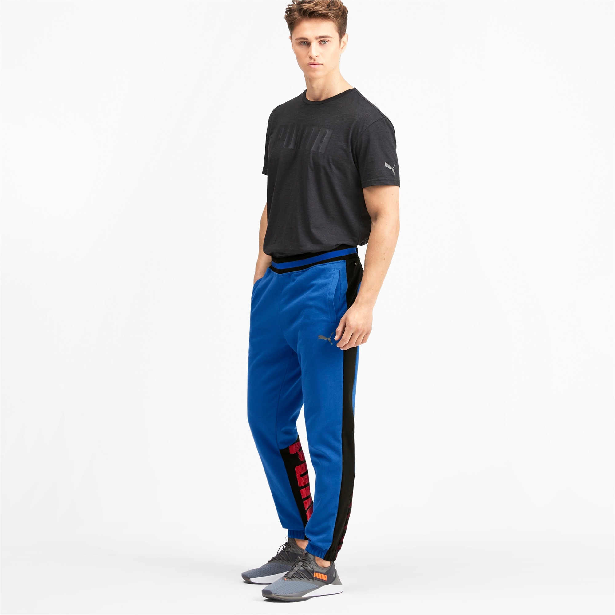 Thumbnail 4 of Collective Men's Sweatpants, Galaxy Blue, medium