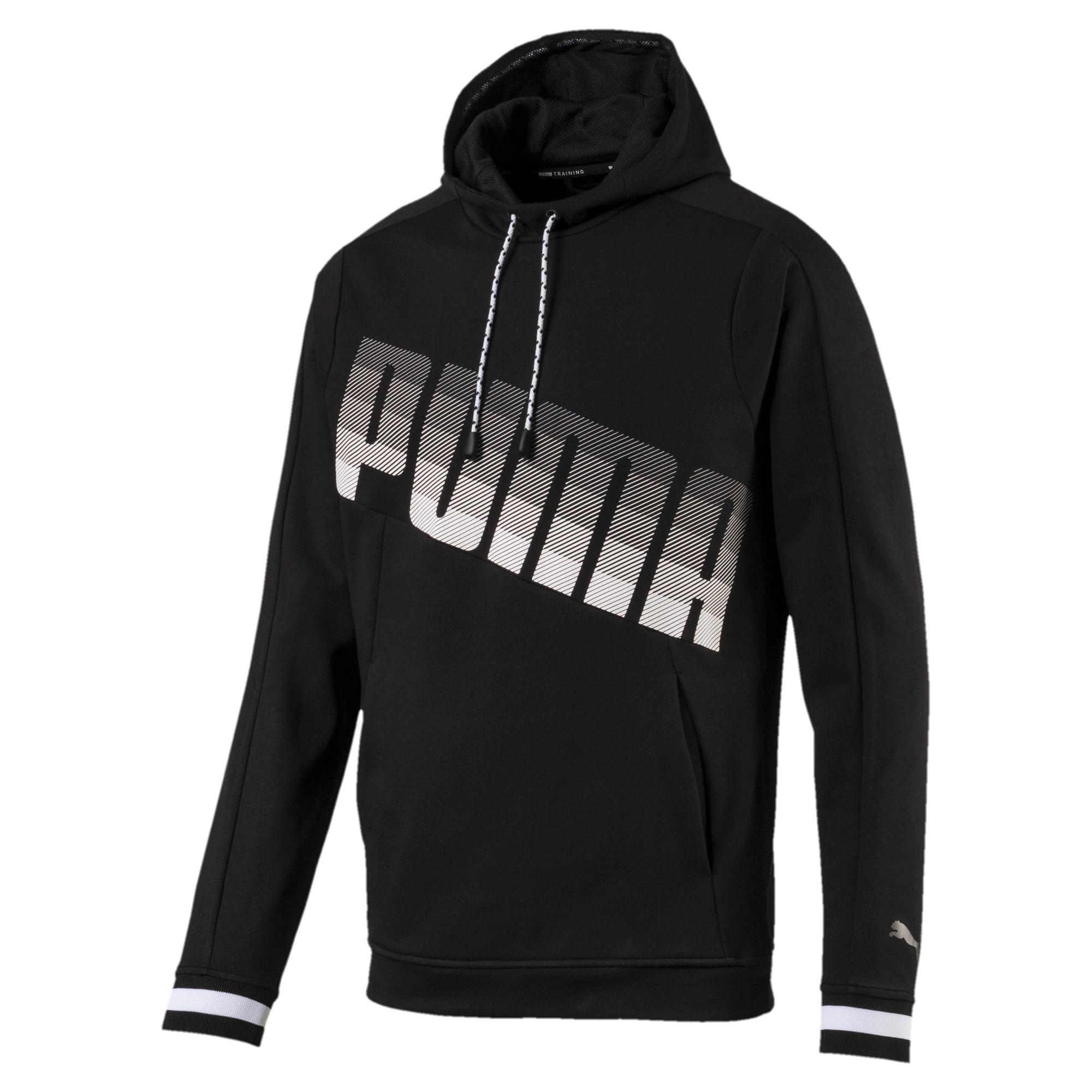 Thumbnail 4 of Collective hoodie voor heren, Puma Black, medium