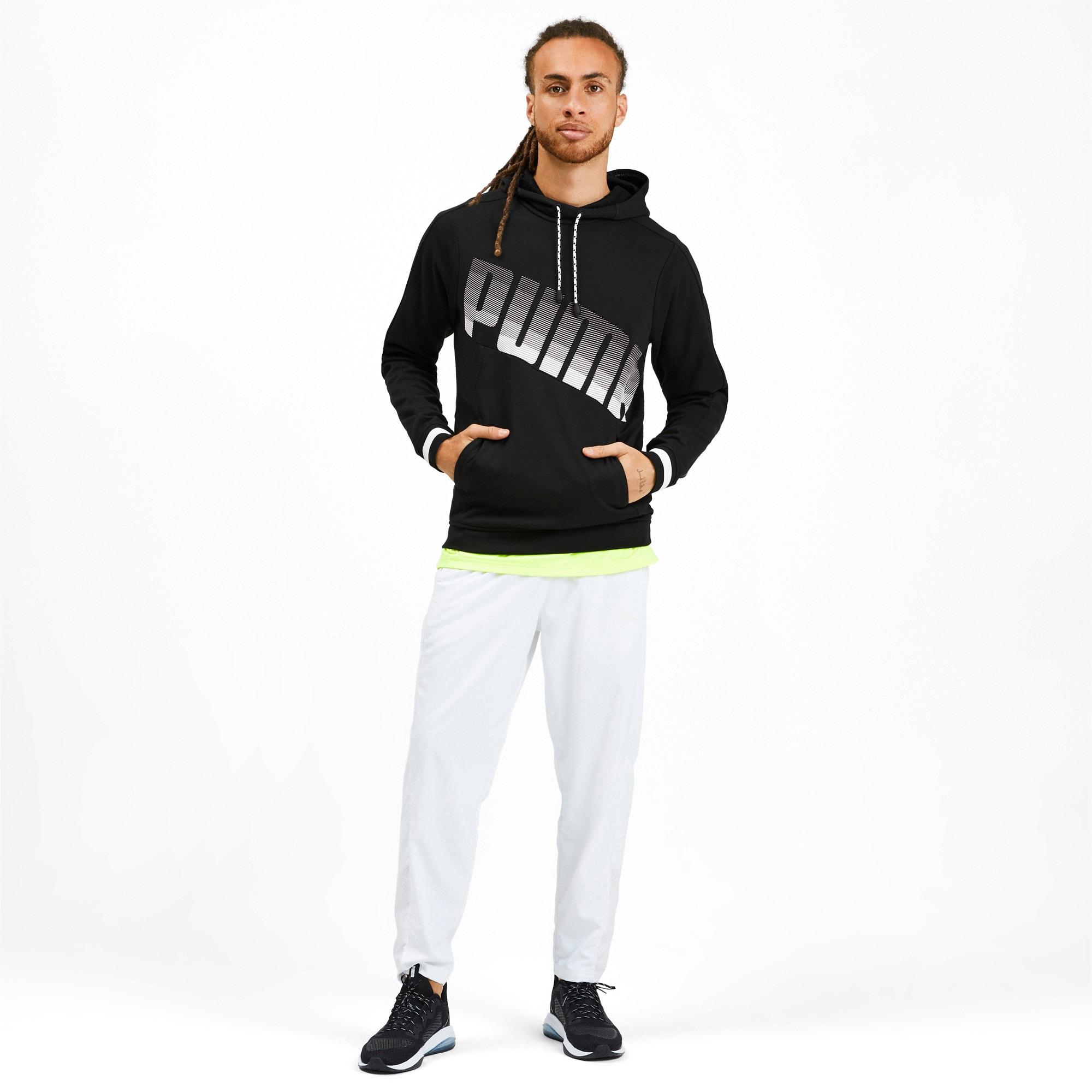 Thumbnail 3 of Collective hoodie voor heren, Puma Black, medium