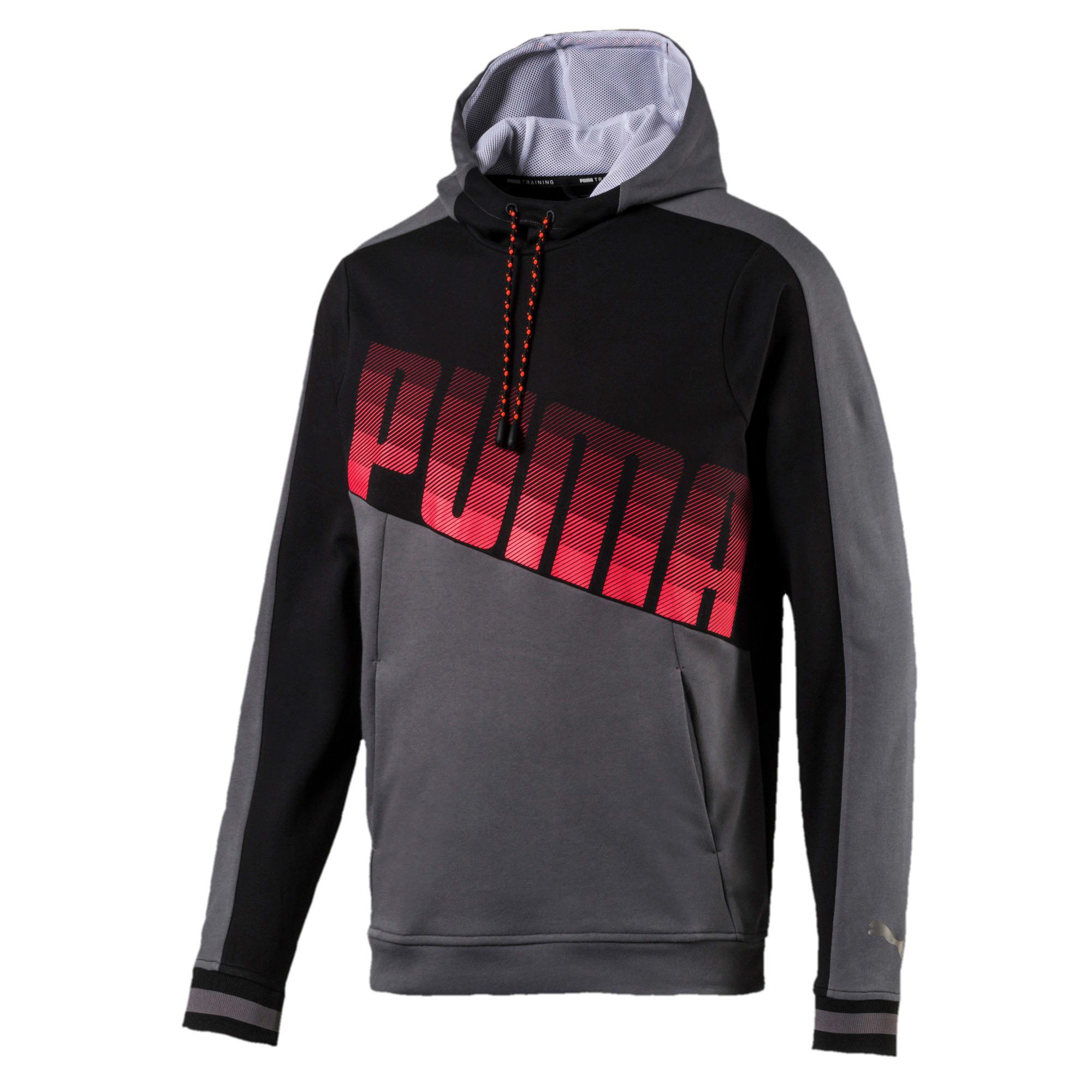 Thumbnail 4 of Collective hoodie voor heren, CASTLEROCK-Puma Black, medium
