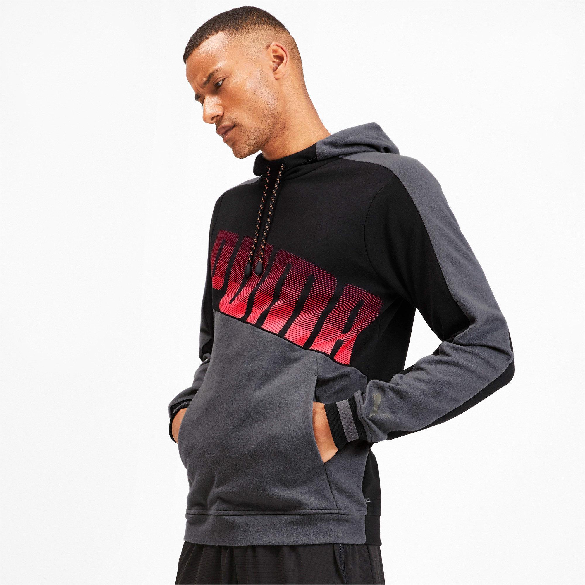 Thumbnail 1 of Collective hoodie voor heren, CASTLEROCK-Puma Black, medium