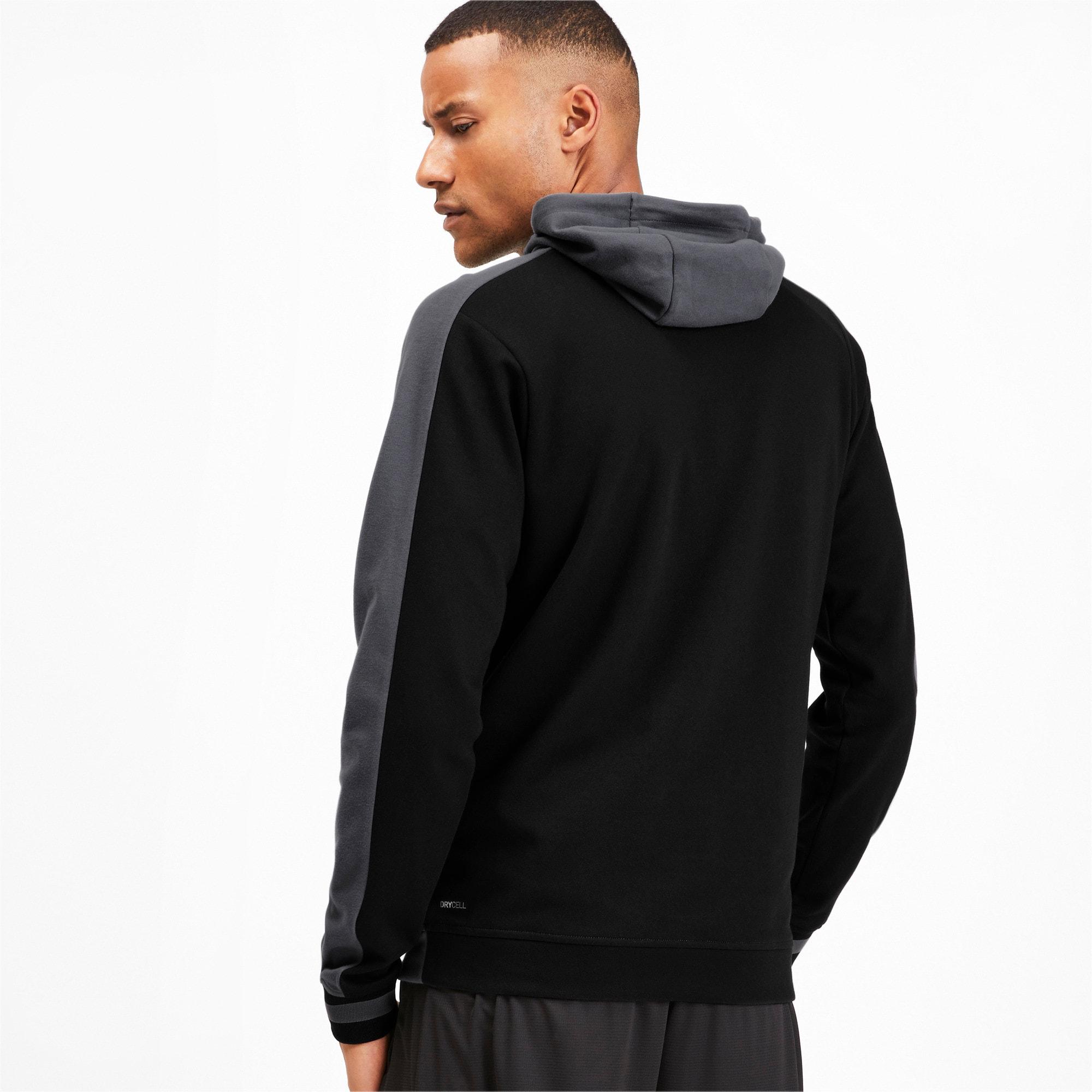 Thumbnail 2 of Collective hoodie voor heren, CASTLEROCK-Puma Black, medium