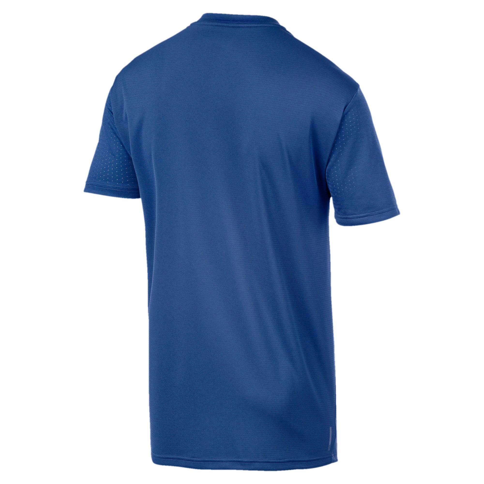 Thumbnail 5 of Collective Herren T-Shirt, Galaxy Blue, medium