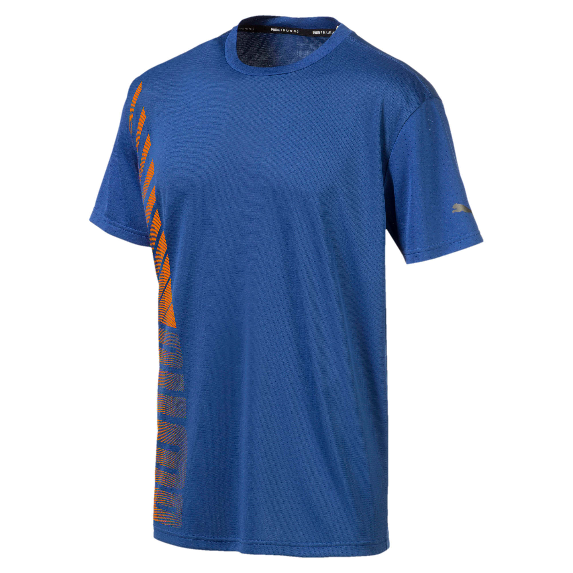 Thumbnail 4 of Collective Herren T-Shirt, Galaxy Blue, medium
