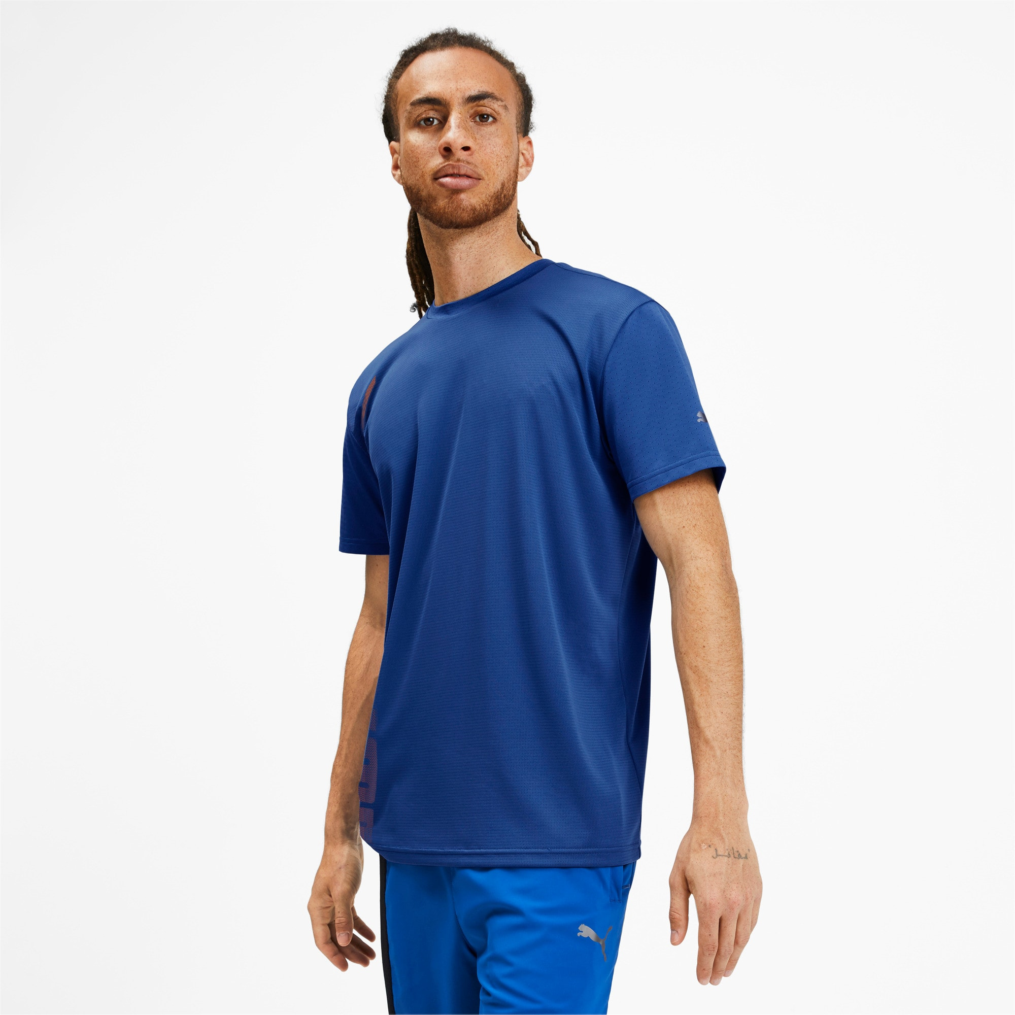 Thumbnail 1 of T-Shirt Collective pour homme, Galaxy Blue, medium
