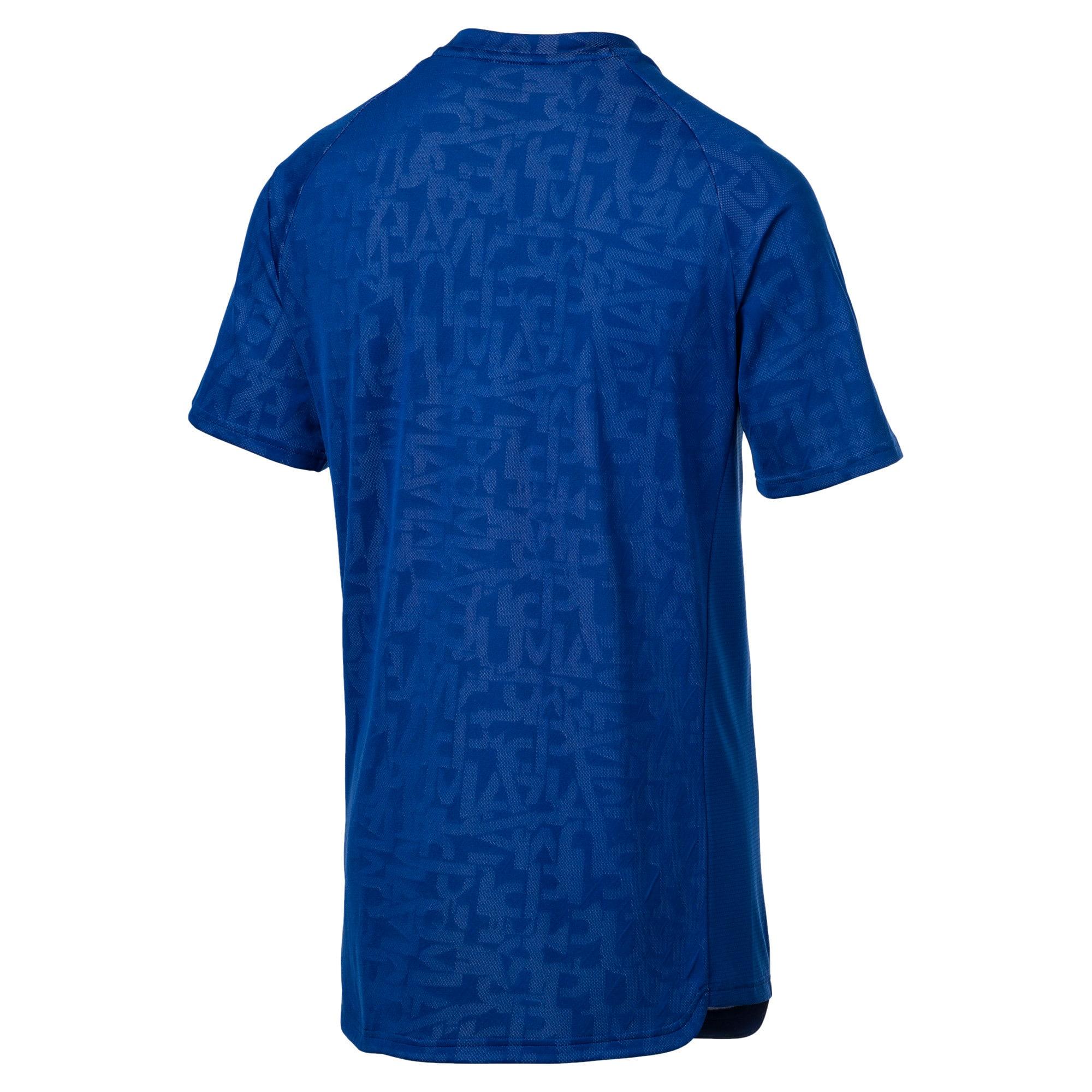 Thumbnail 5 van Power Vent T-shirt voor mannen, Galaxy-blauw, medium