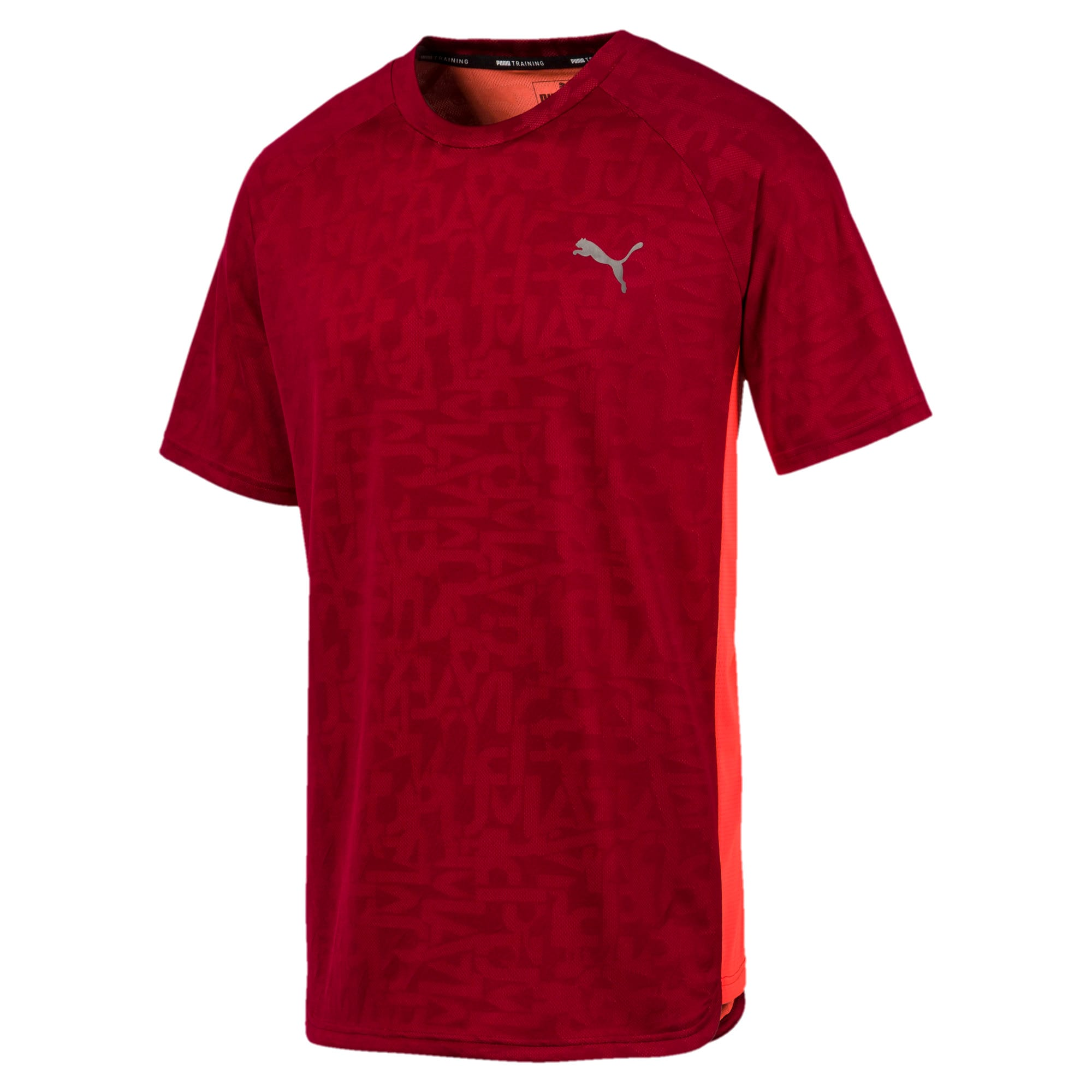 Thumbnail 4 of Power Vent T-shirt voor heren, Rhubarb, medium
