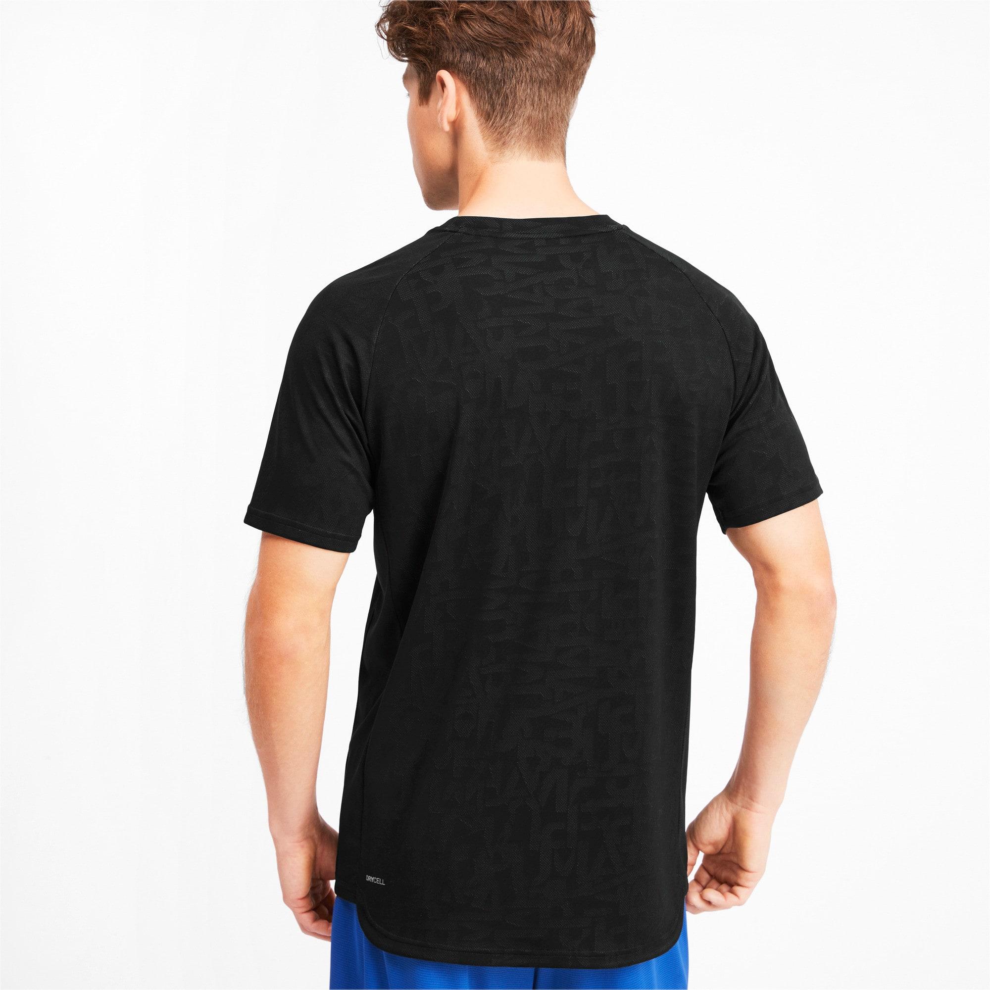 Miniaturka 2 Męska koszulka Power Vent, Puma Black, średnie