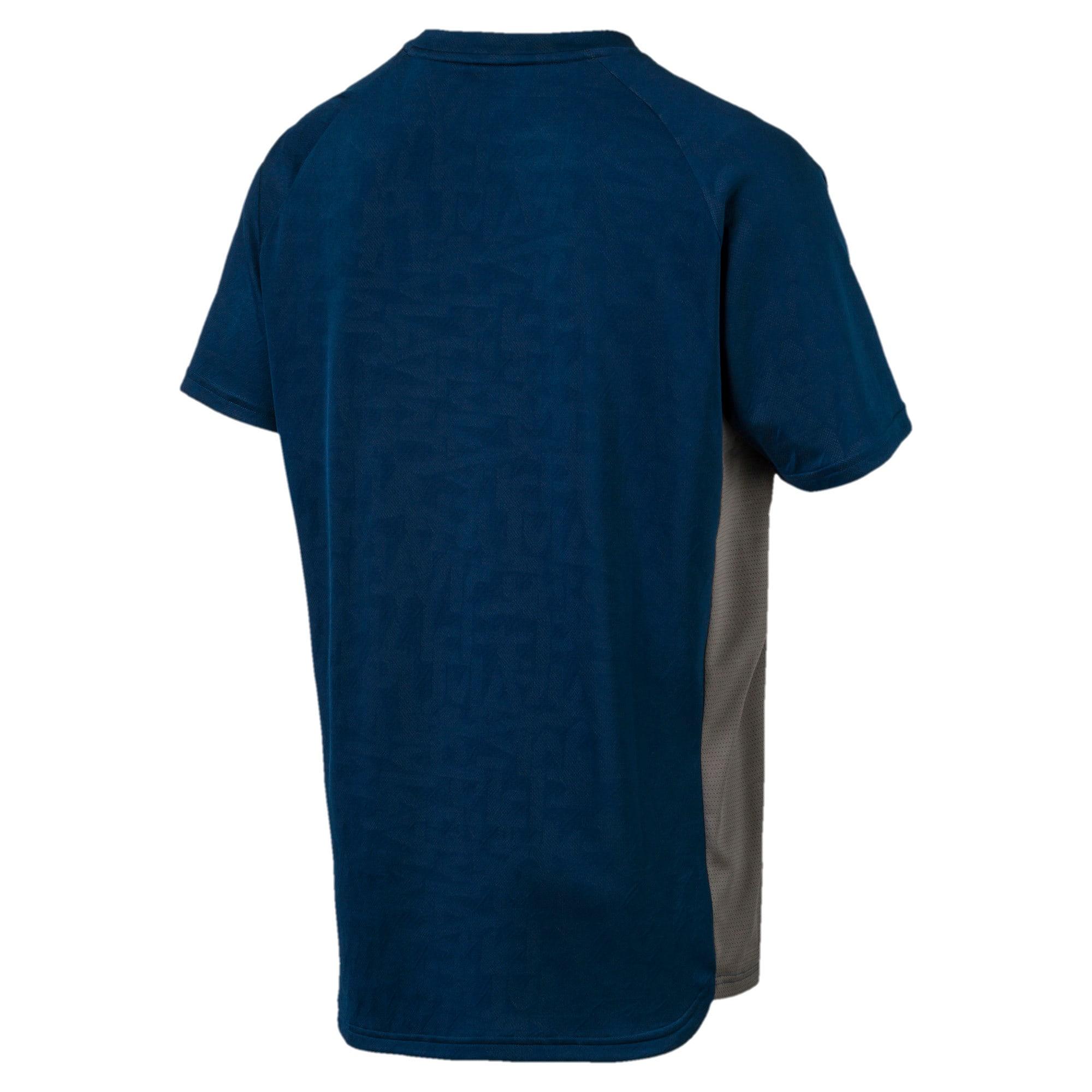 Miniaturka 5 Męska koszulka Power Vent, Kolor Gibraltar, średnie