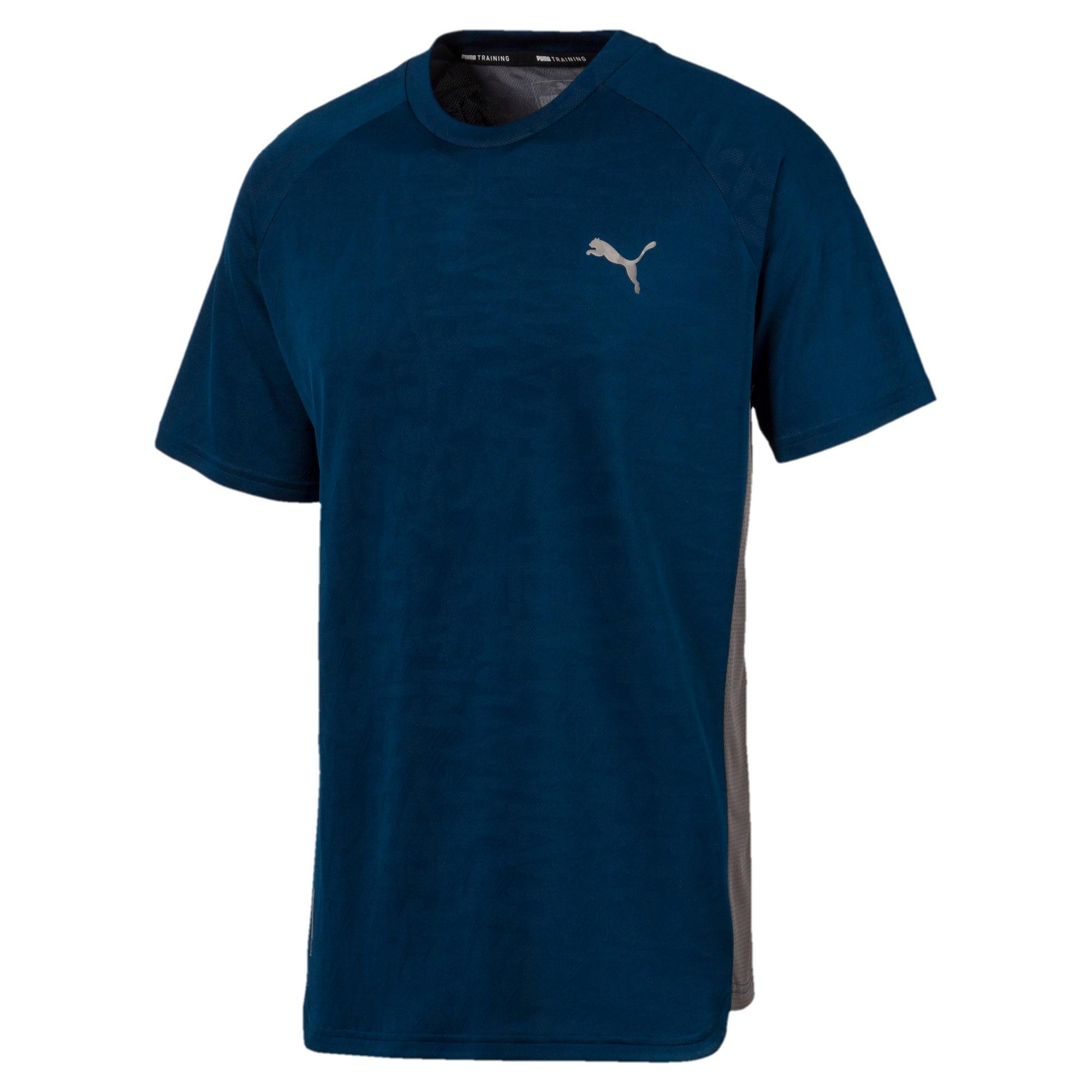 Miniaturka 4 Męska koszulka Power Vent, Kolor Gibraltar, średnie