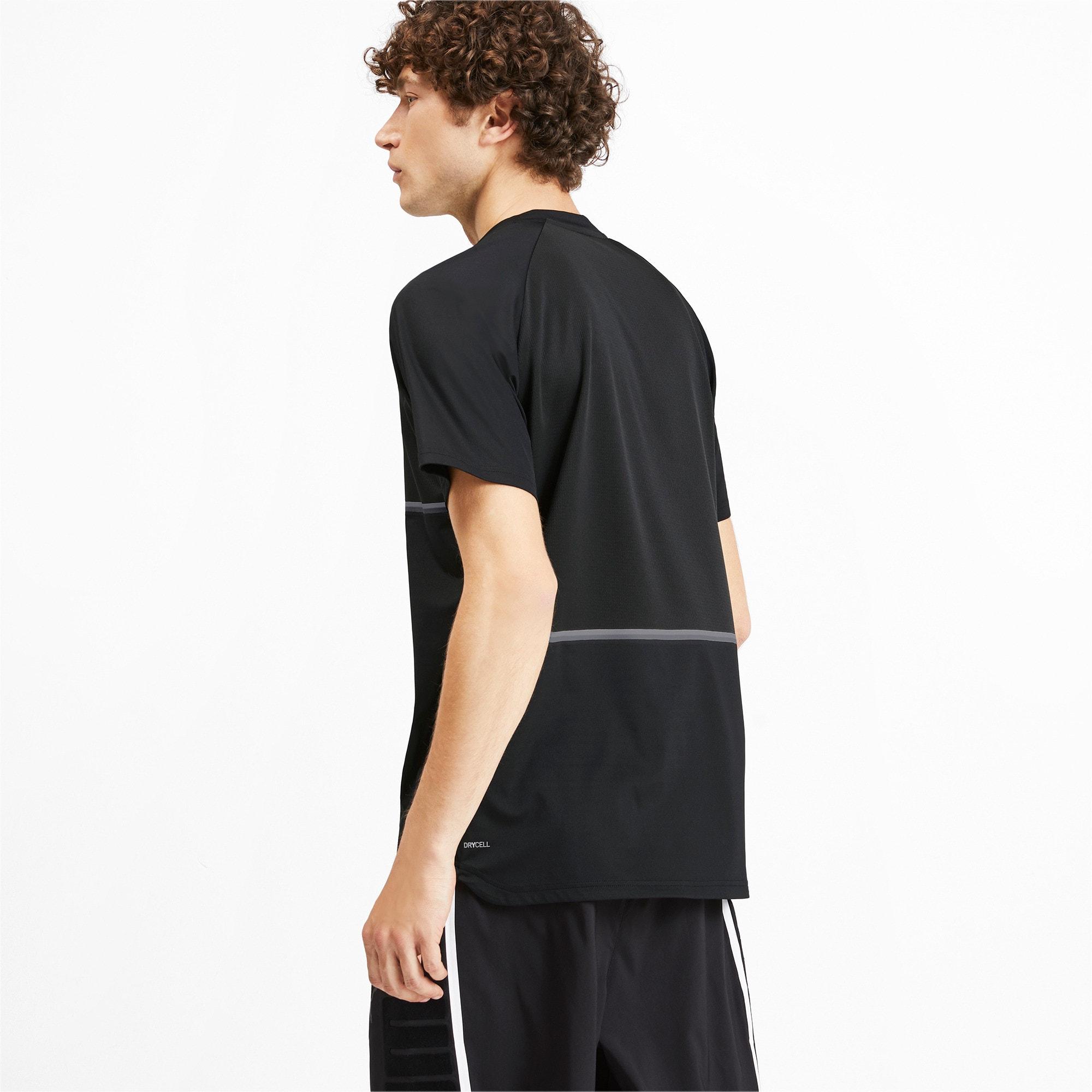 Thumbnail 2 of Power BND T-shirt voor heren, Puma Black, medium