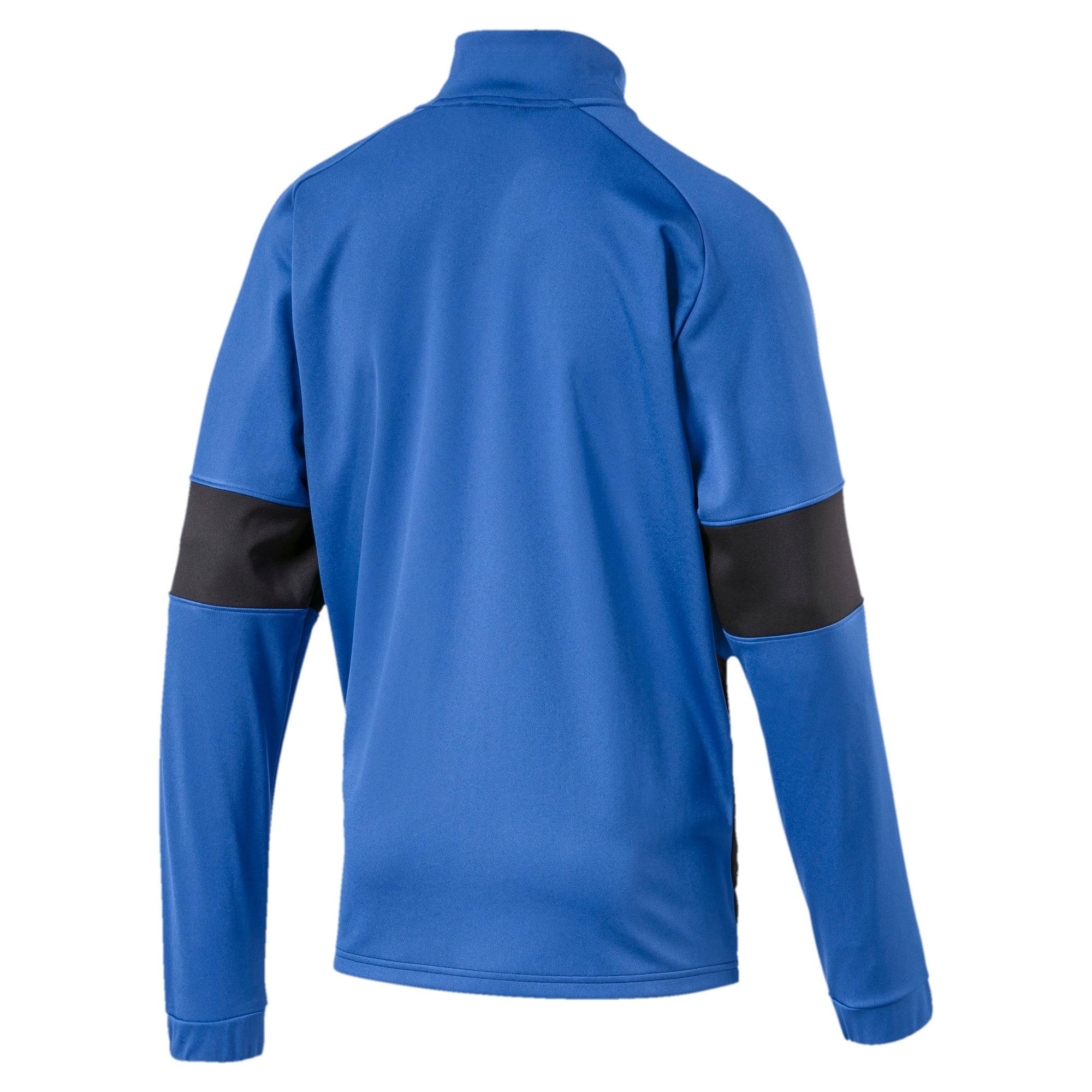 Thumbnail 5 of PUMA Blaster Men's Jacket, Galaxy Blue-Puma Black, medium