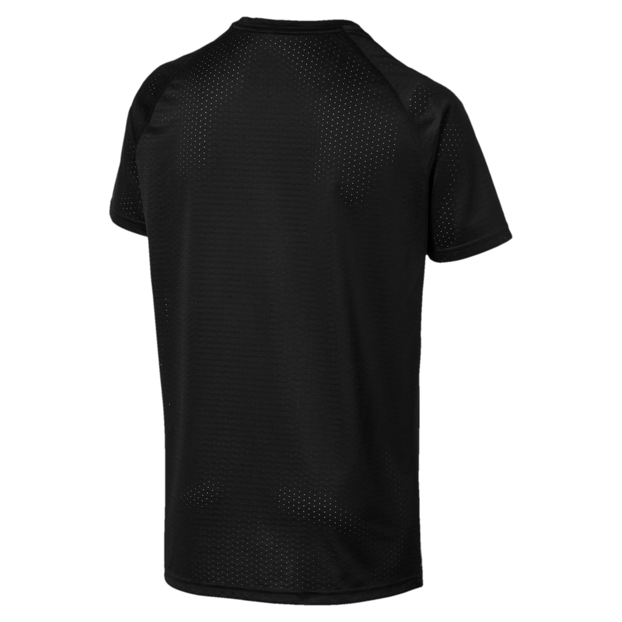 Thumbnail 5 of Tech Herren Training T-Shirt, Puma Black, medium
