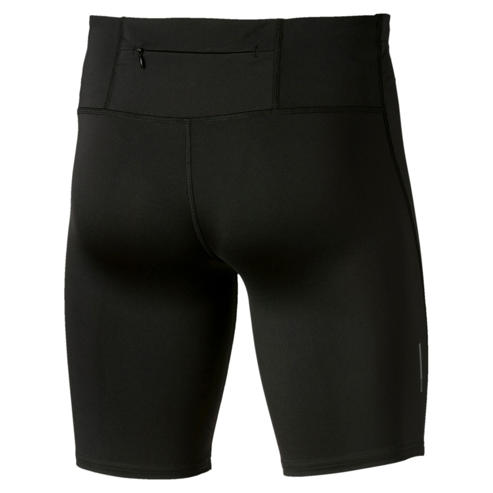 Thumbnail 5 of IGNITE Tight Men's Running Shorts, Puma Black, medium