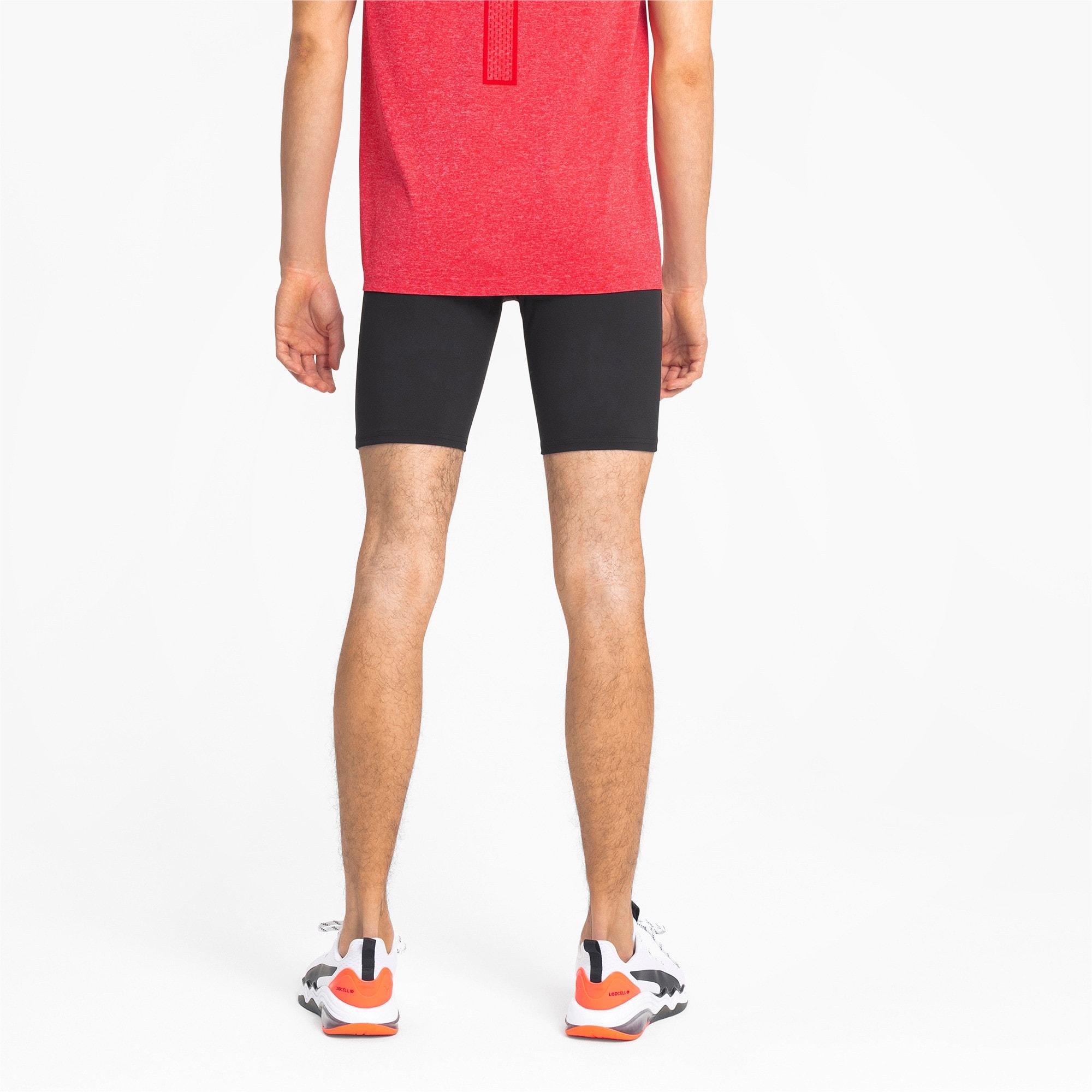 Thumbnail 2 of IGNITE Tight Men's Running Shorts, Puma Black, medium