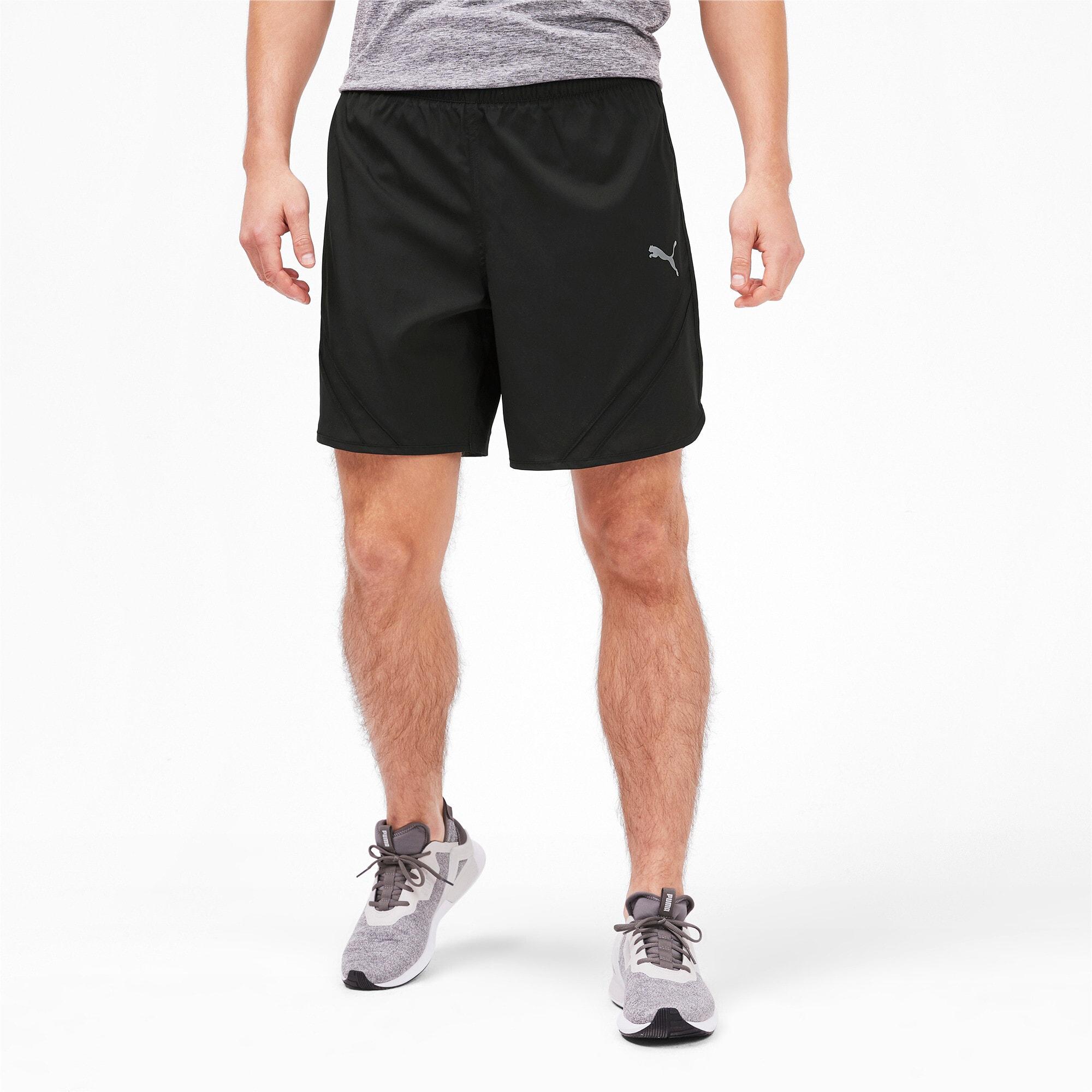 Thumbnail 1 of Last Lap Woven 2 in 1 Men's Running Shorts, Puma Black, medium