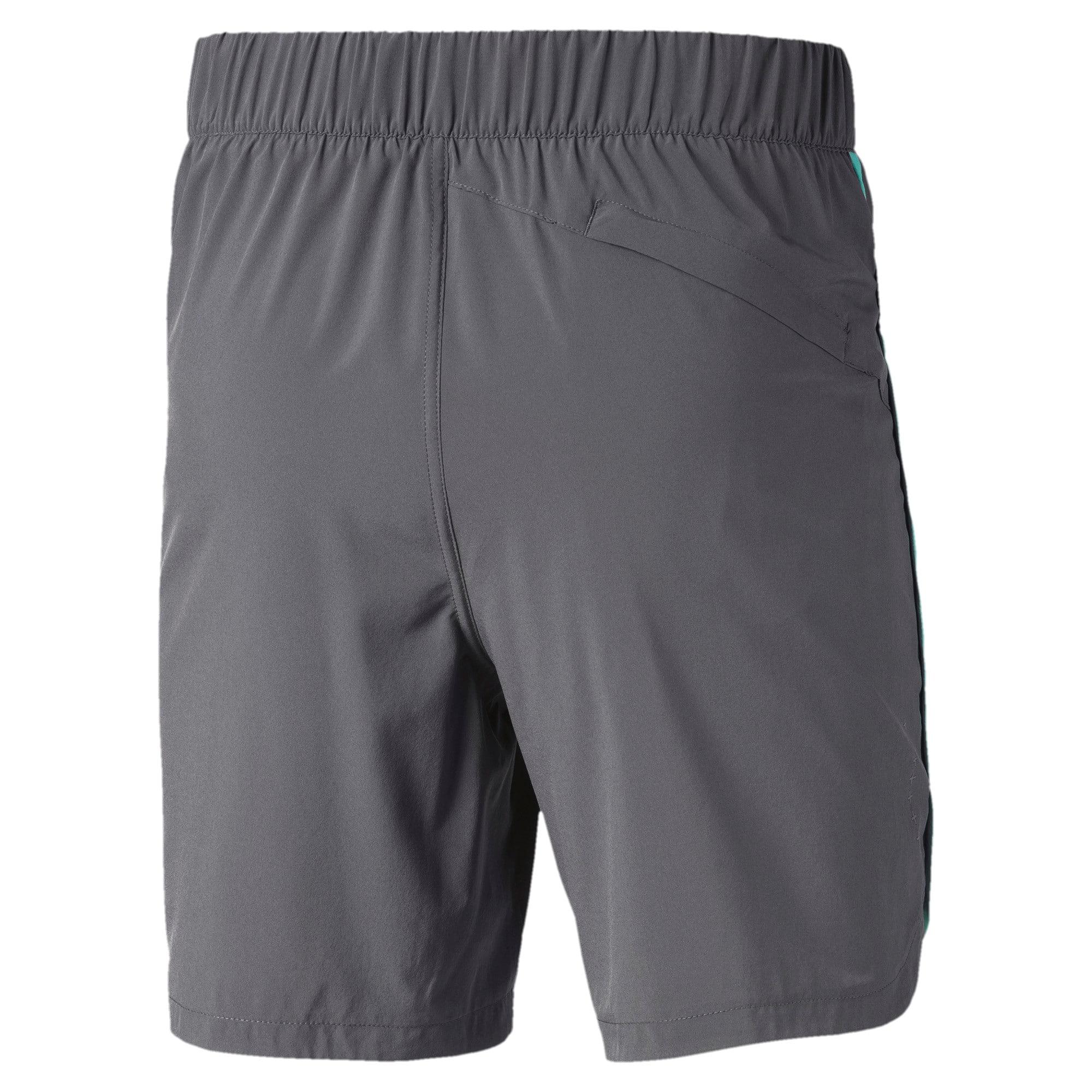 Thumbnail 2 of Get Fast Men's Shorts, CASTLEROCK-Blue Turquoise, medium