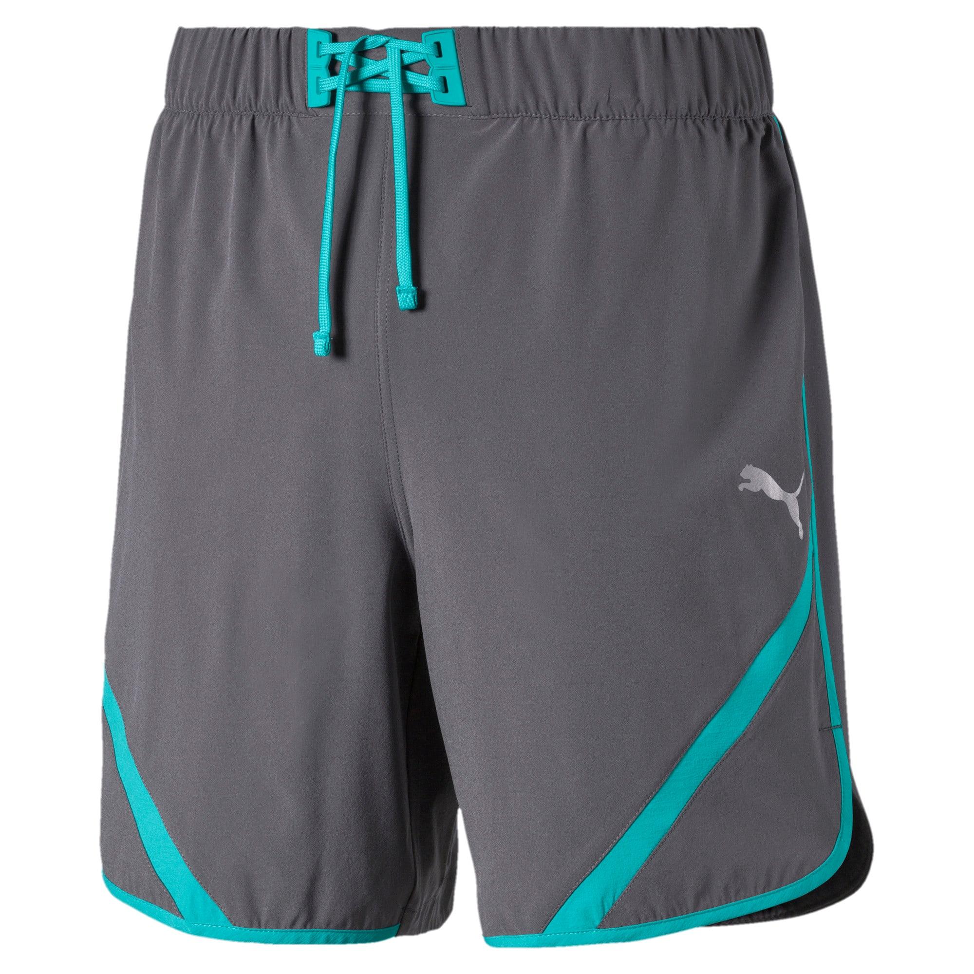 Thumbnail 1 of Get Fast Men's Shorts, CASTLEROCK-Blue Turquoise, medium