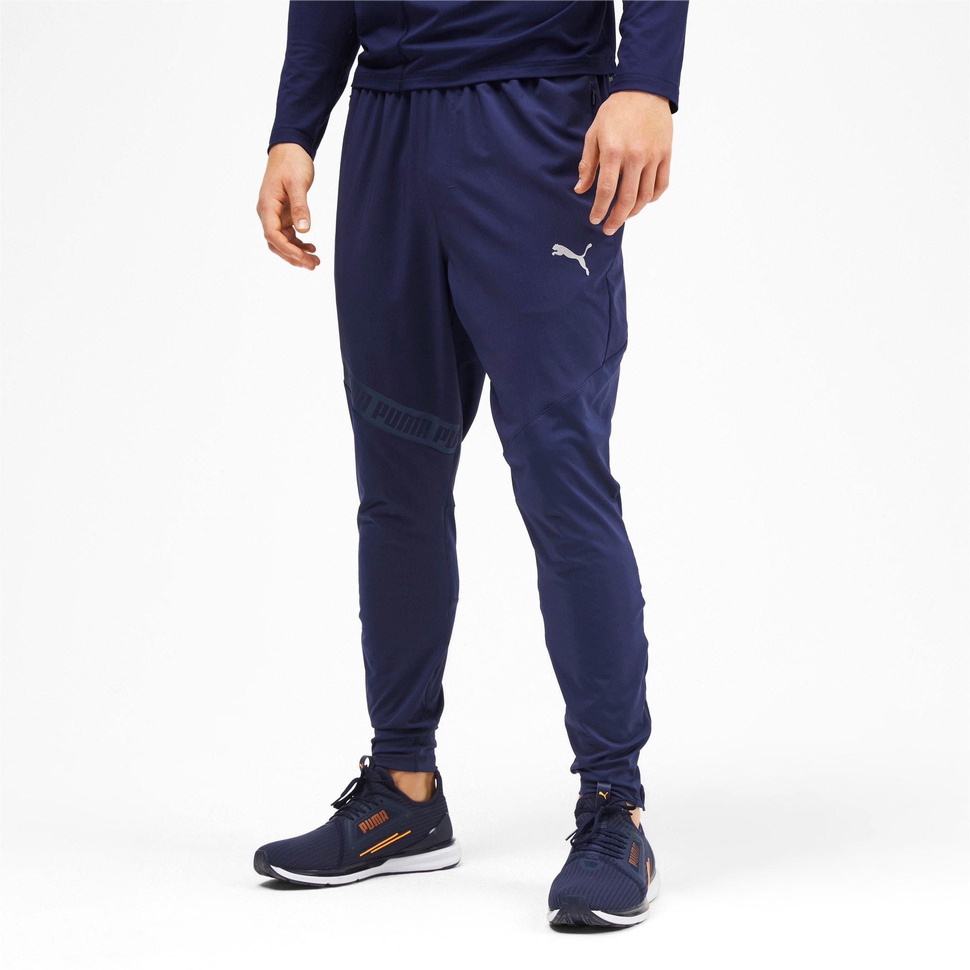 Thumbnail 1 van GetFast Excite sweatpants voor mannen, Nachtblauw, medium