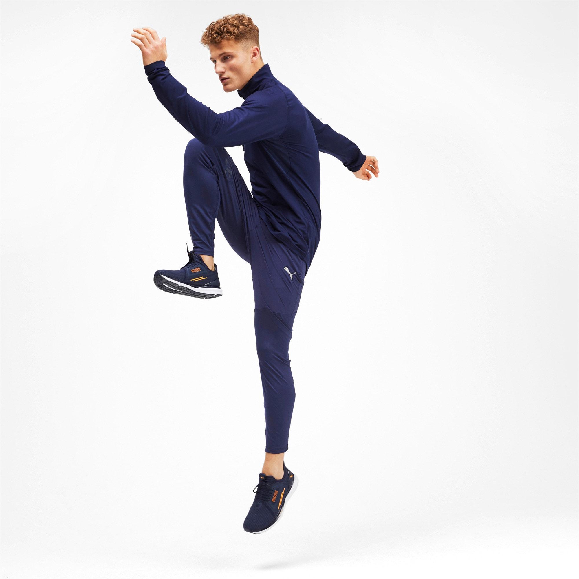 Thumbnail 3 van GetFast Excite sweatpants voor mannen, Nachtblauw, medium