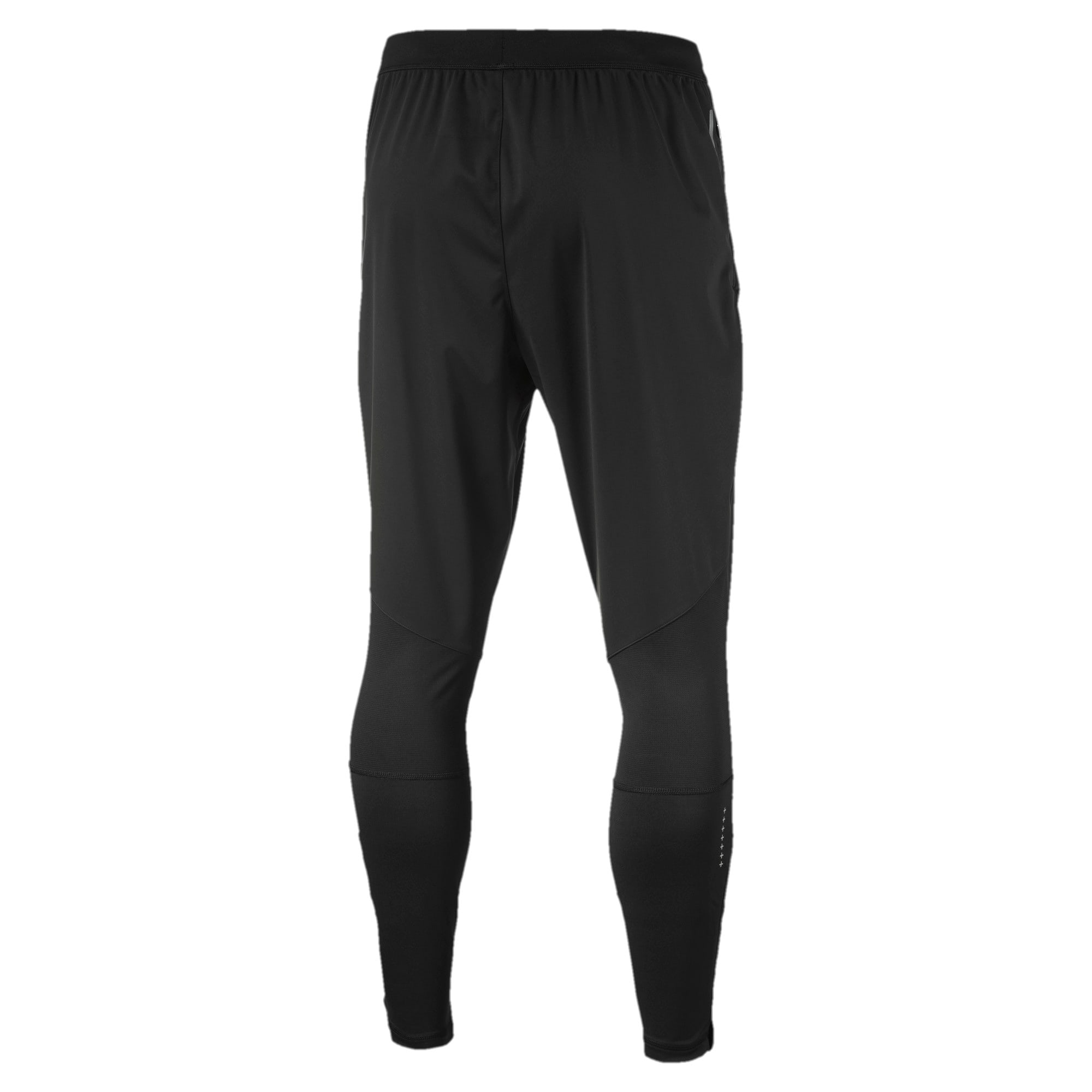 Thumbnail 5 of Get Fast Excite Herren Running Gewebte Hose, Puma Black, medium