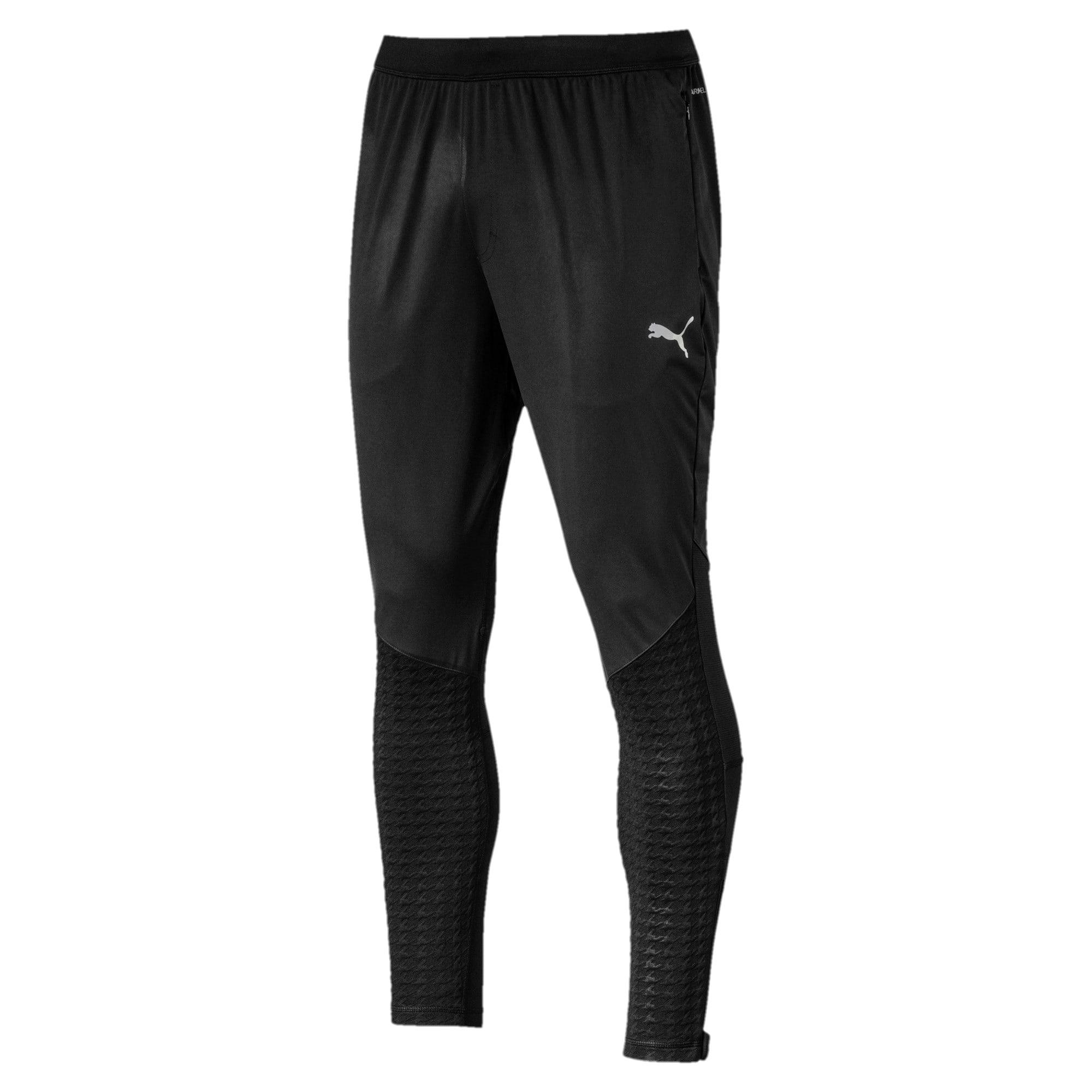 Thumbnail 4 of Get Fast Excite Herren Running Gewebte Hose, Puma Black, medium