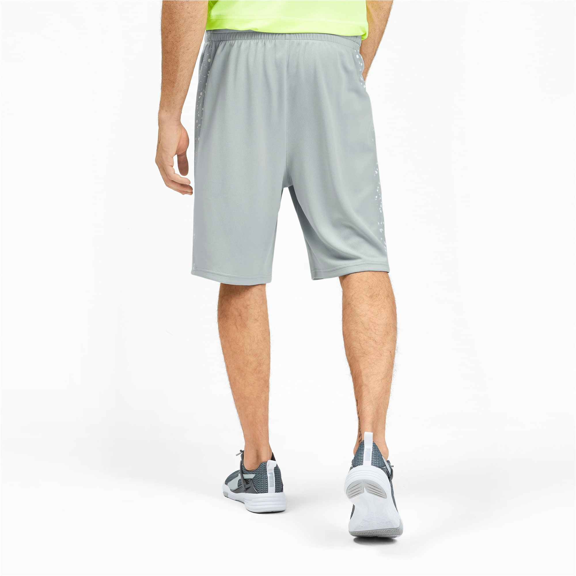 Thumbnail 2 of Reflective Vent Men's Shorts, High Rise, medium-IND