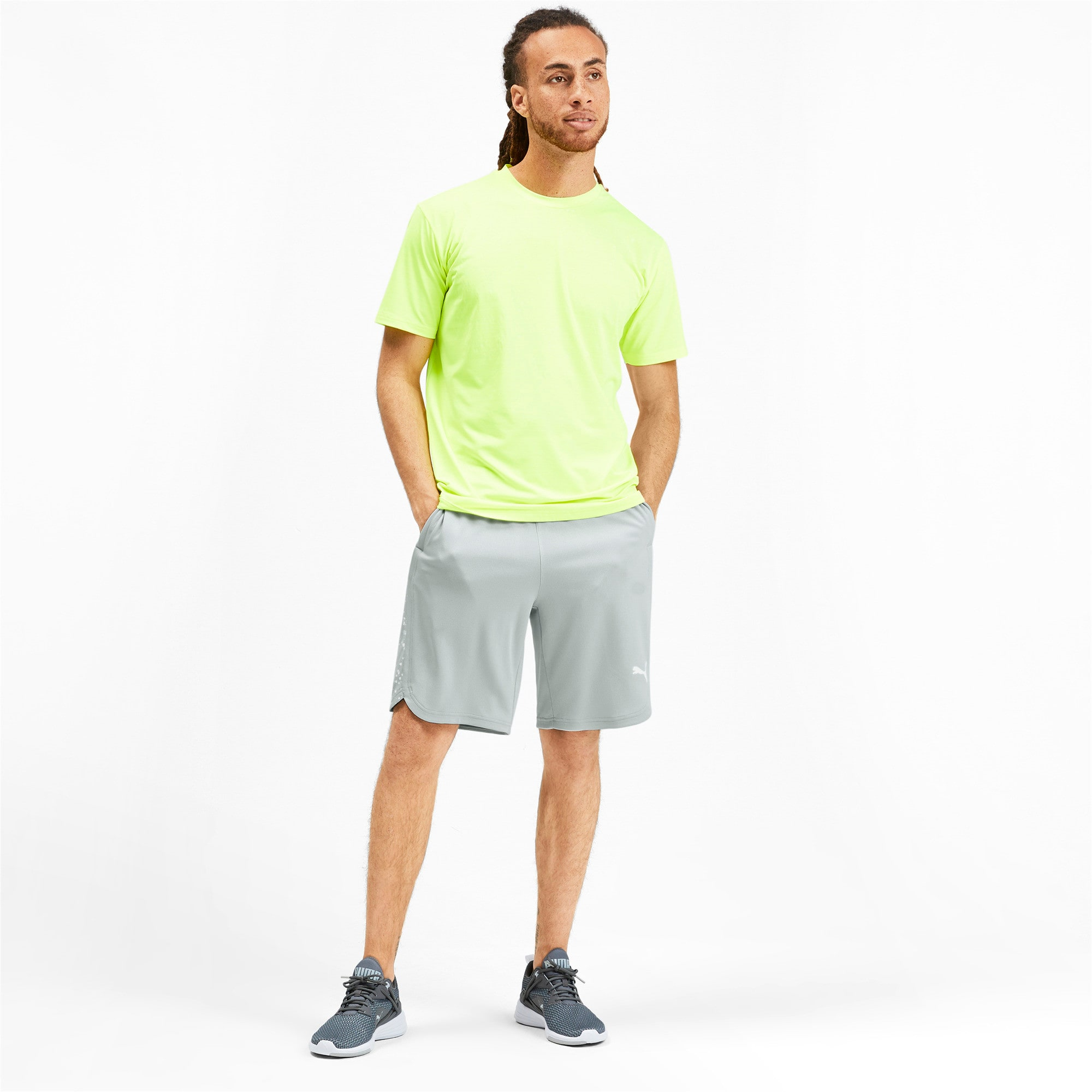 Thumbnail 3 of Reflective Vent Men's Shorts, High Rise, medium-IND