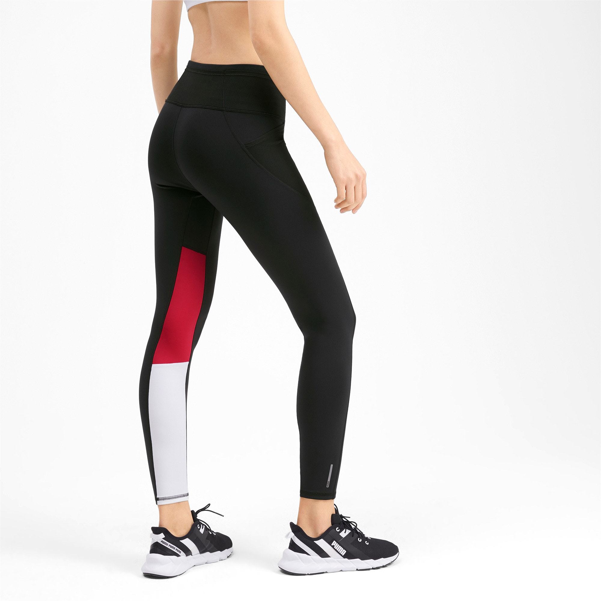 Thumbnail 3 of Feel It Women's 7/8 Leggings, Puma Black, medium